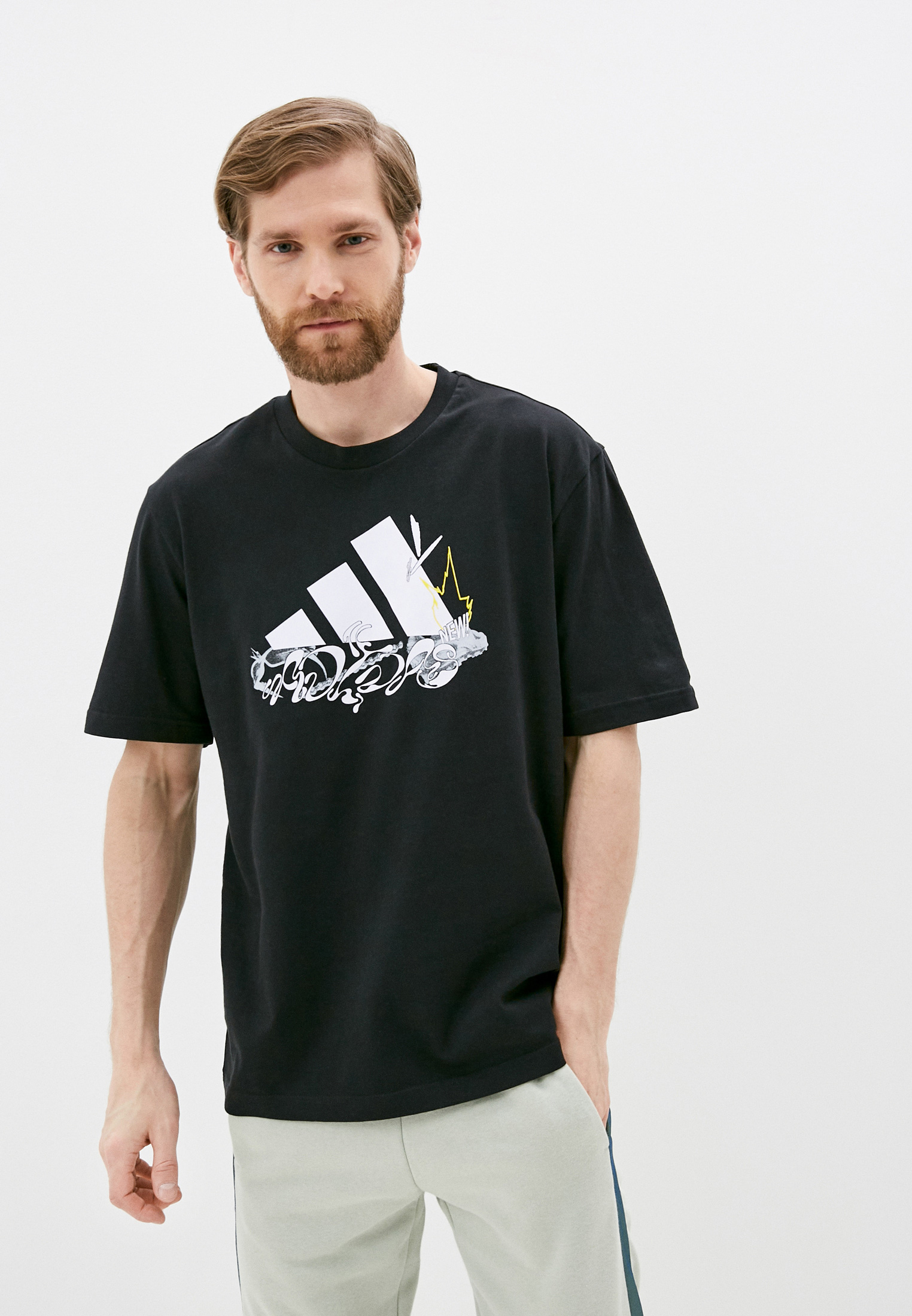 Футболка Adidas (Адидас) GN6850