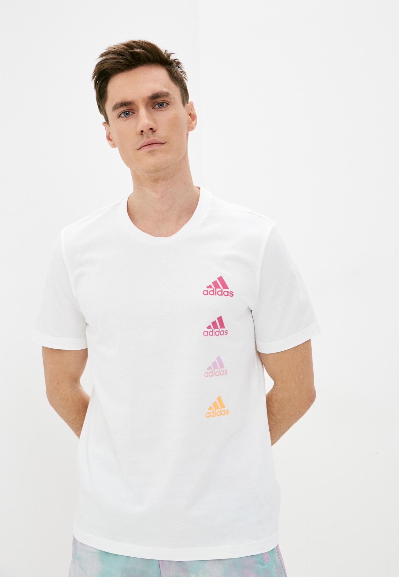 Футболка Adidas (Адидас) GK9416: изображение 1