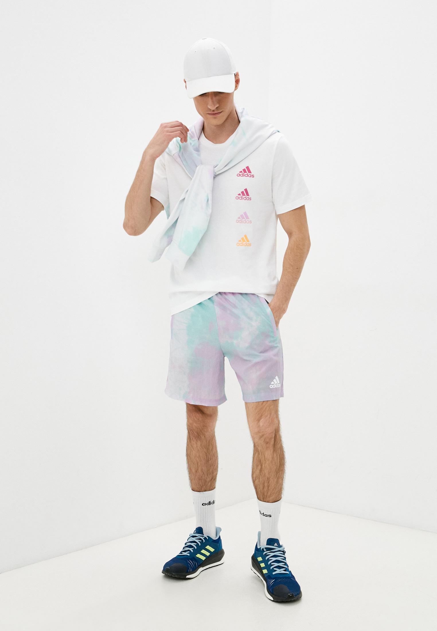 Футболка Adidas (Адидас) GK9416: изображение 2