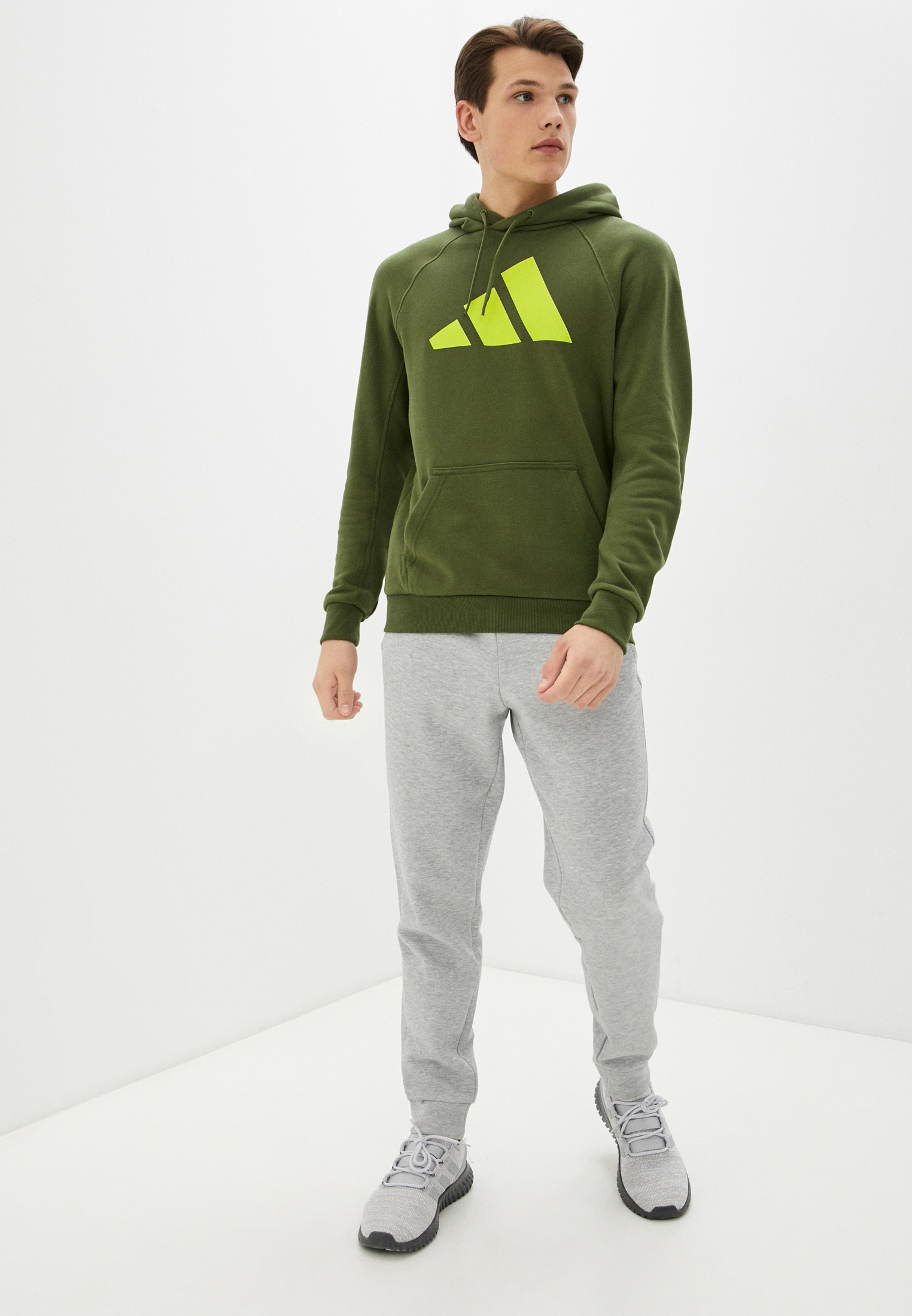 Толстовка Adidas (Адидас) GM6459: изображение 2
