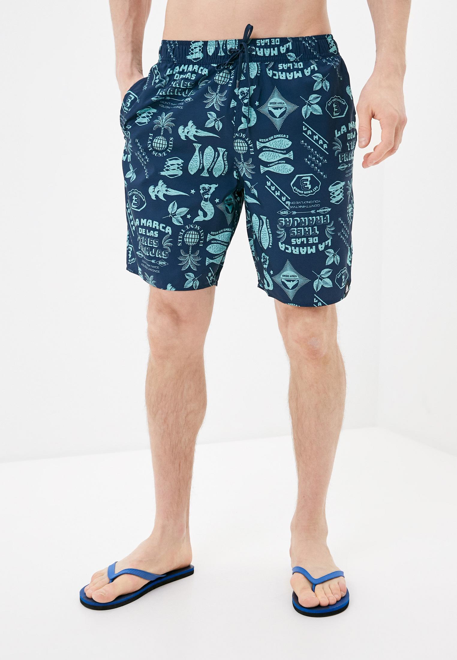 Мужские шорты для плавания Adidas (Адидас) GM2224