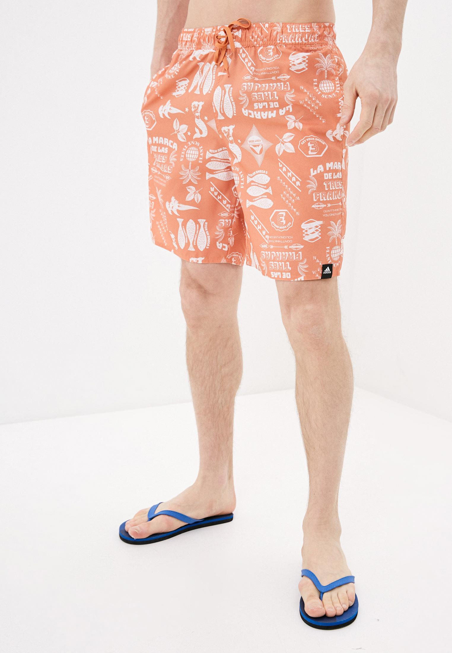Мужские шорты для плавания Adidas (Адидас) GM2225