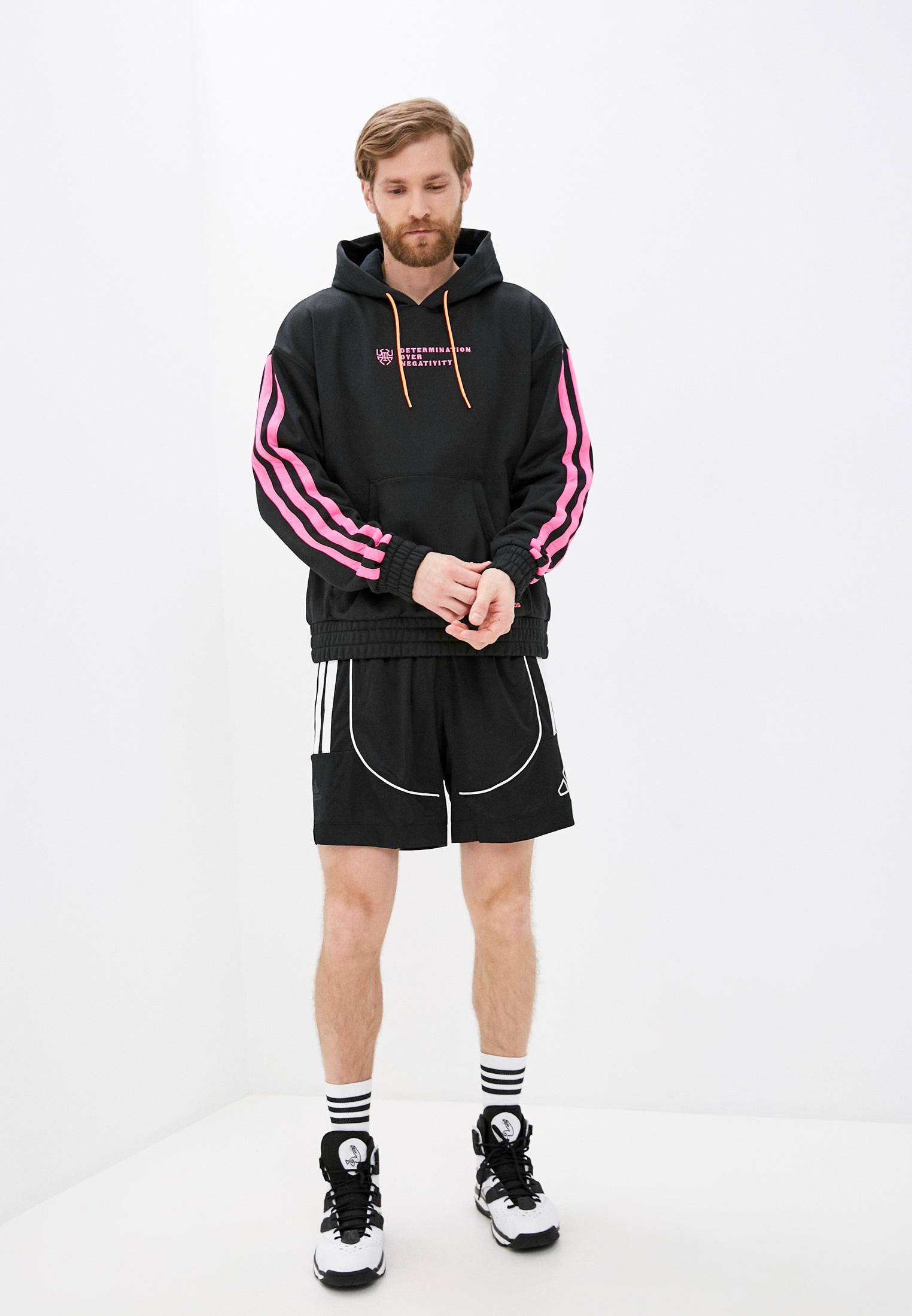 Мужские спортивные шорты Adidas (Адидас) GL0476: изображение 2