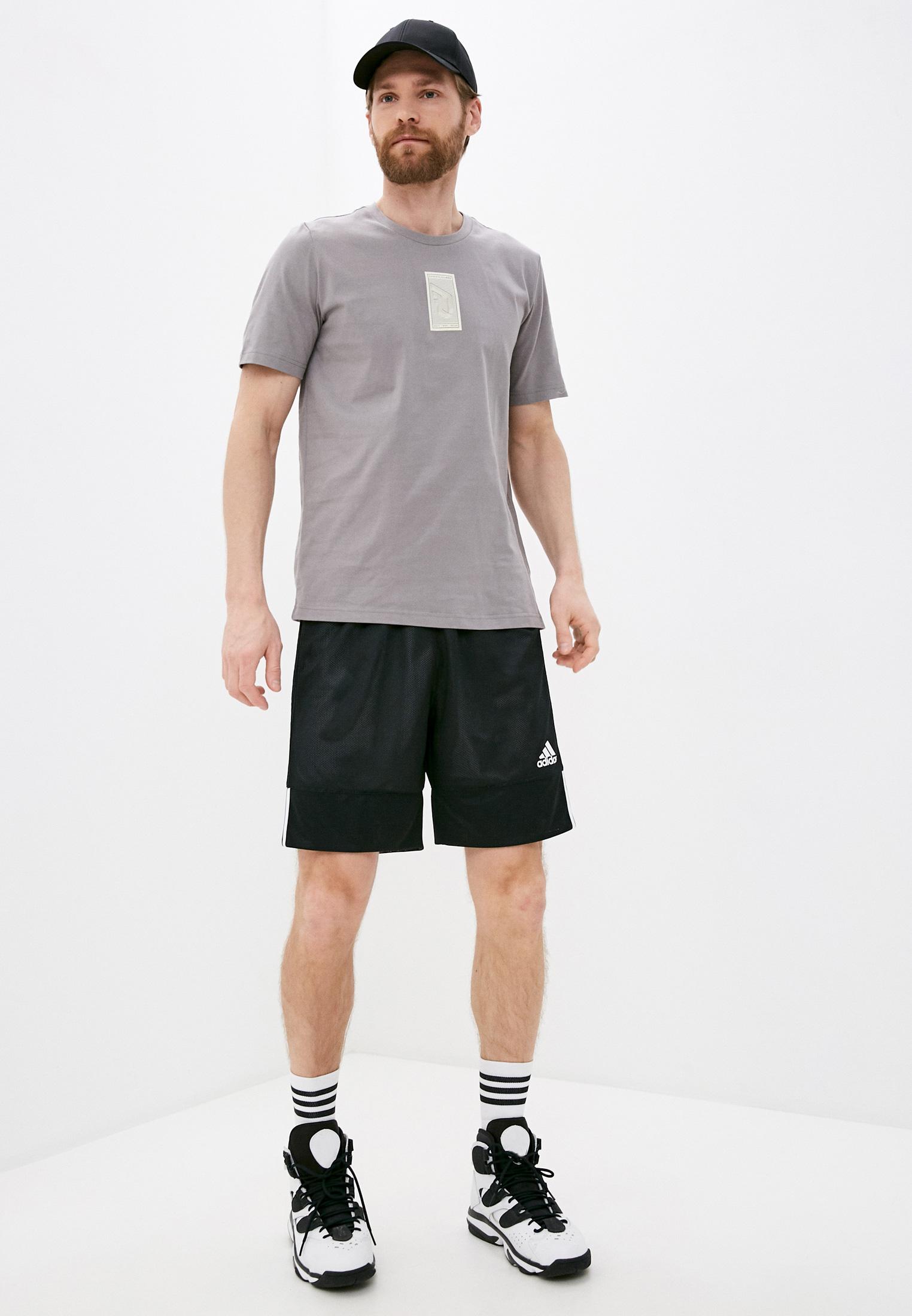 Мужские спортивные шорты Adidas (Адидас) DX6386: изображение 2