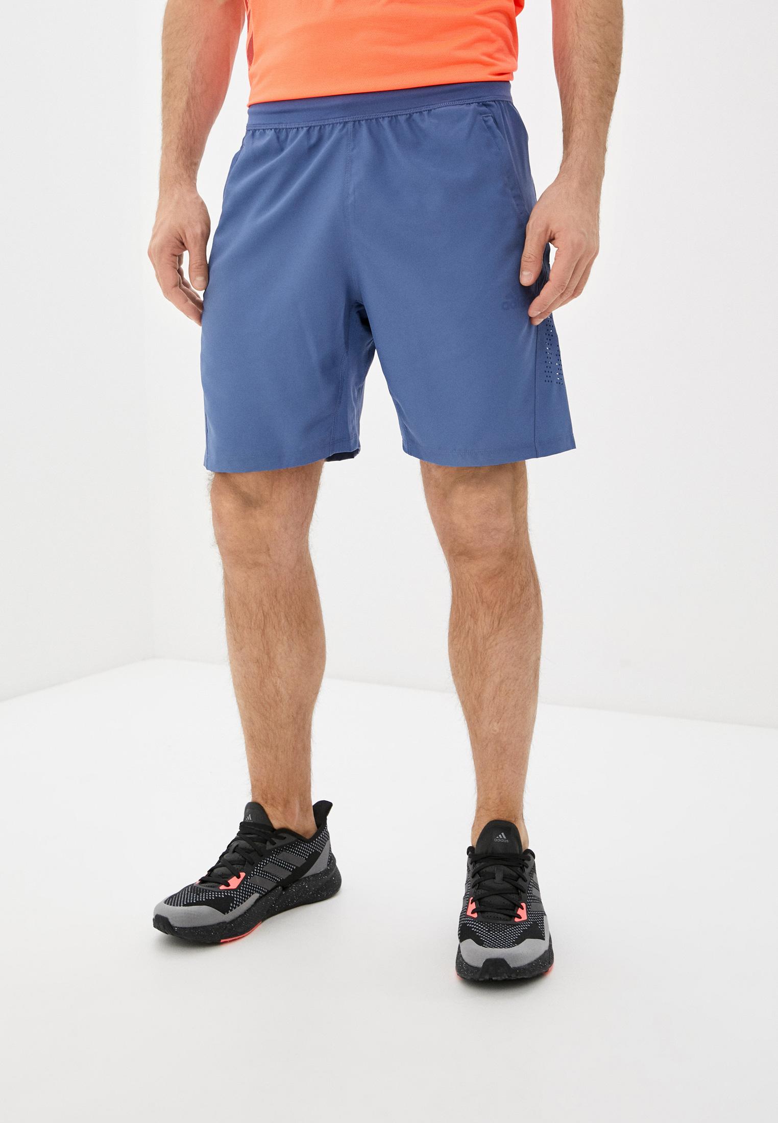 Мужские шорты Adidas (Адидас) Шорты спортивные adidas