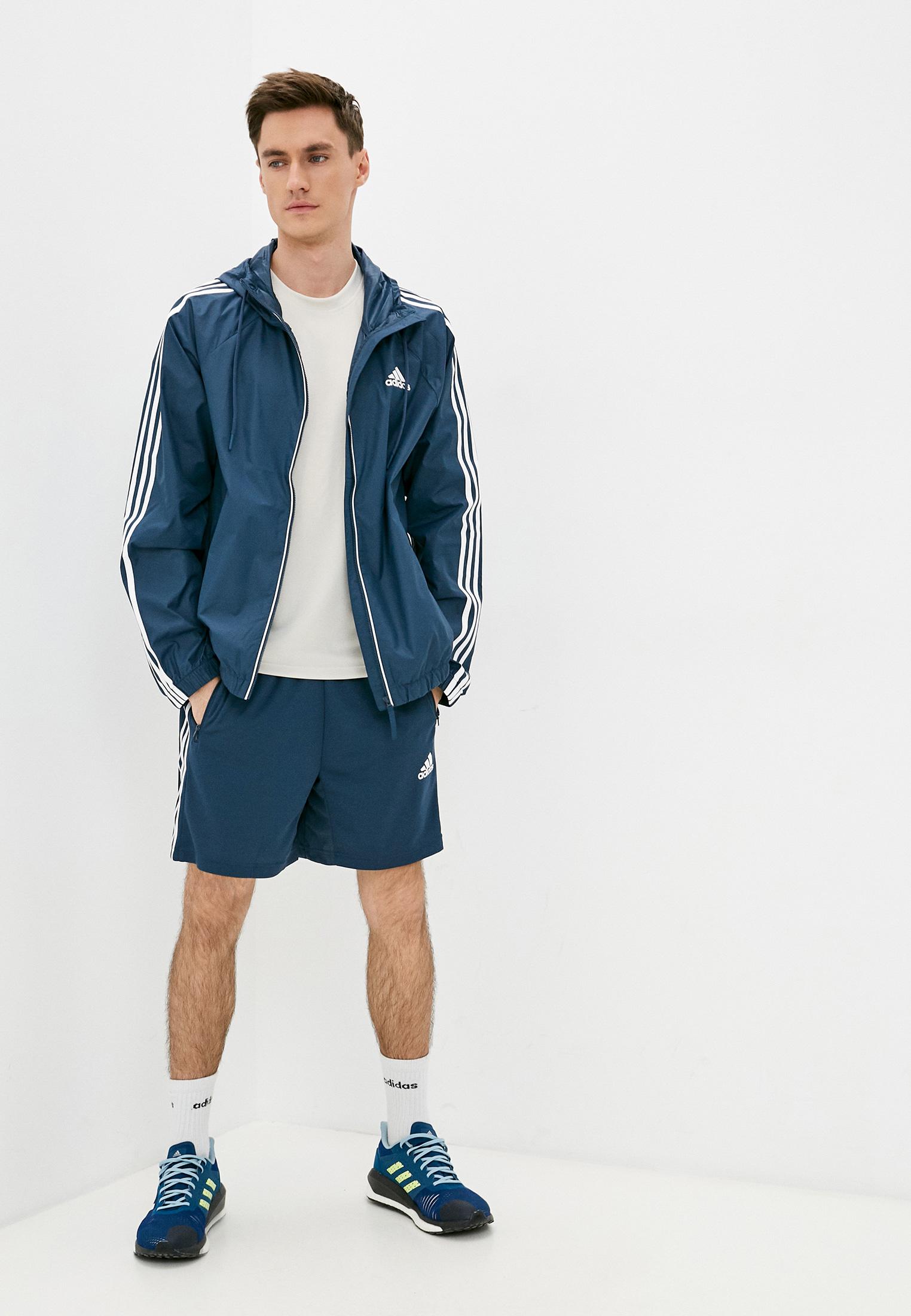 Мужские спортивные шорты Adidas (Адидас) GM2128: изображение 2