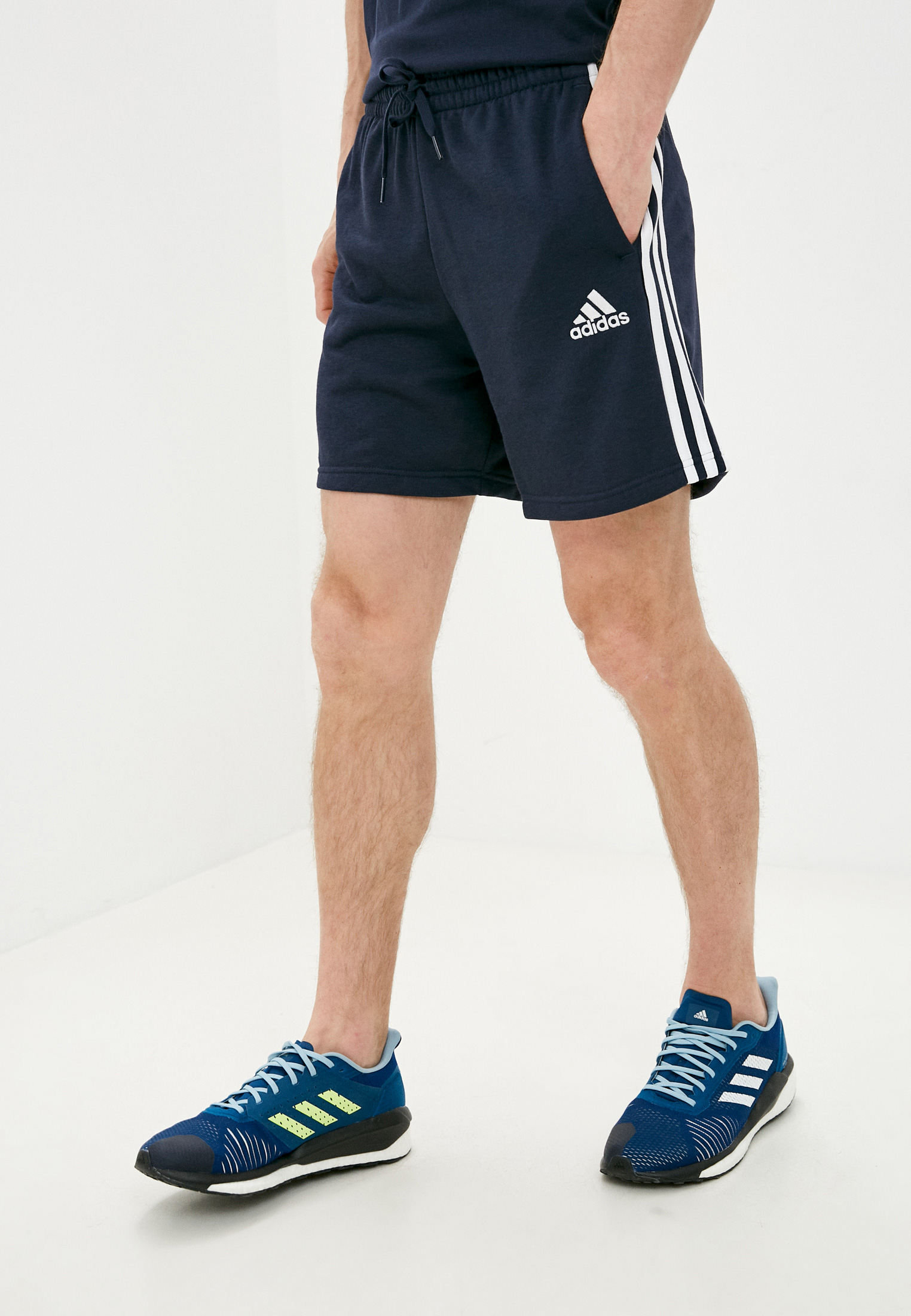 Мужские спортивные шорты Adidas (Адидас) GK9598
