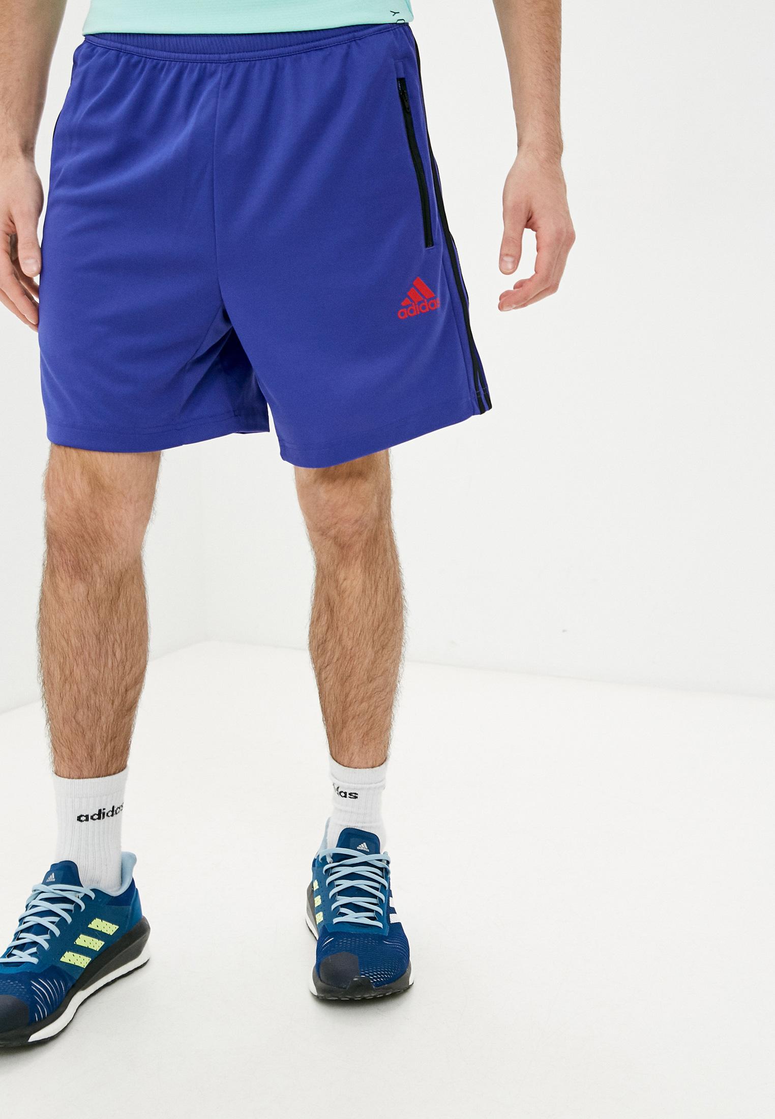 Мужские спортивные шорты Adidas (Адидас) GM2147