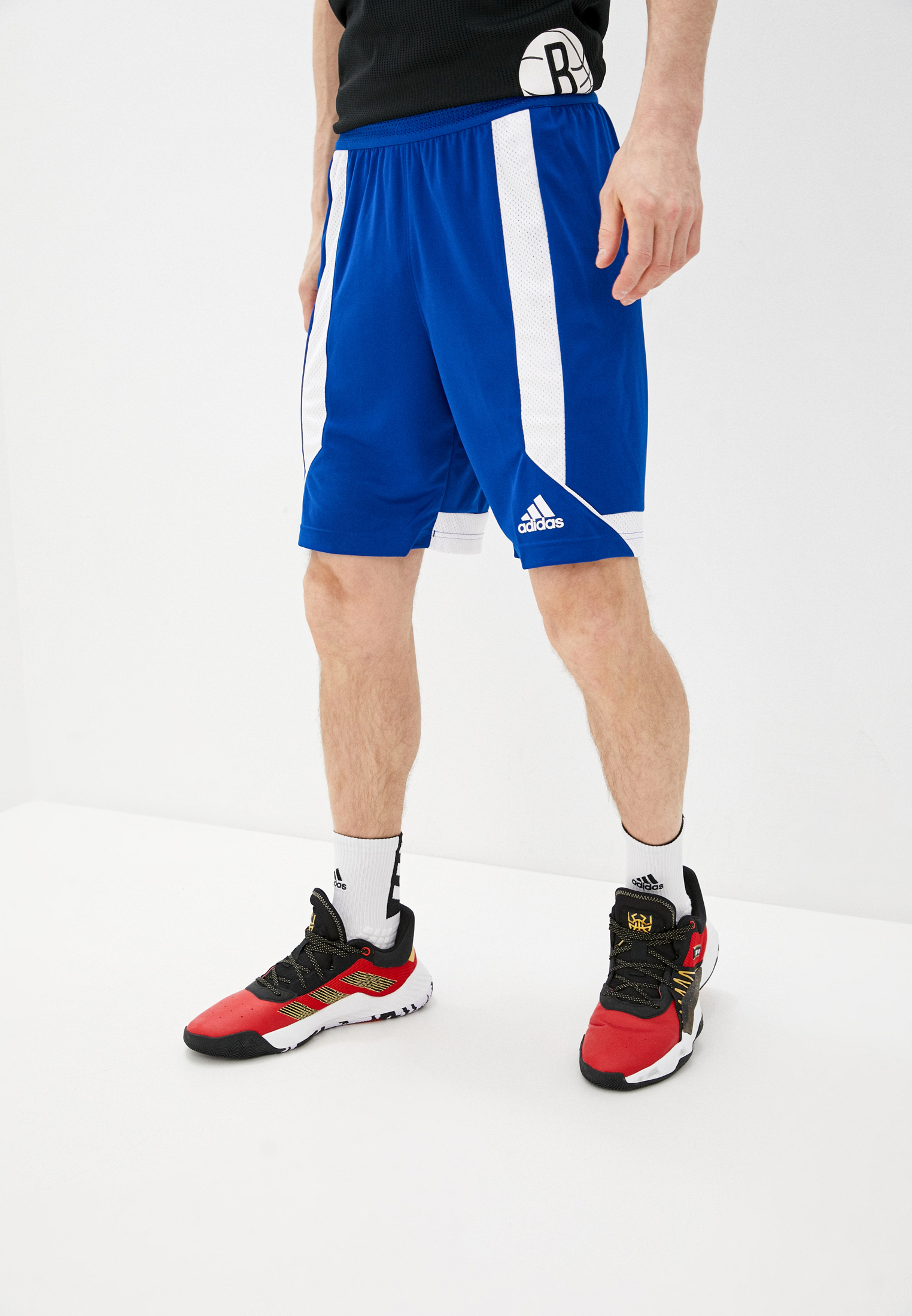 Мужские спортивные шорты Adidas (Адидас) DY7375