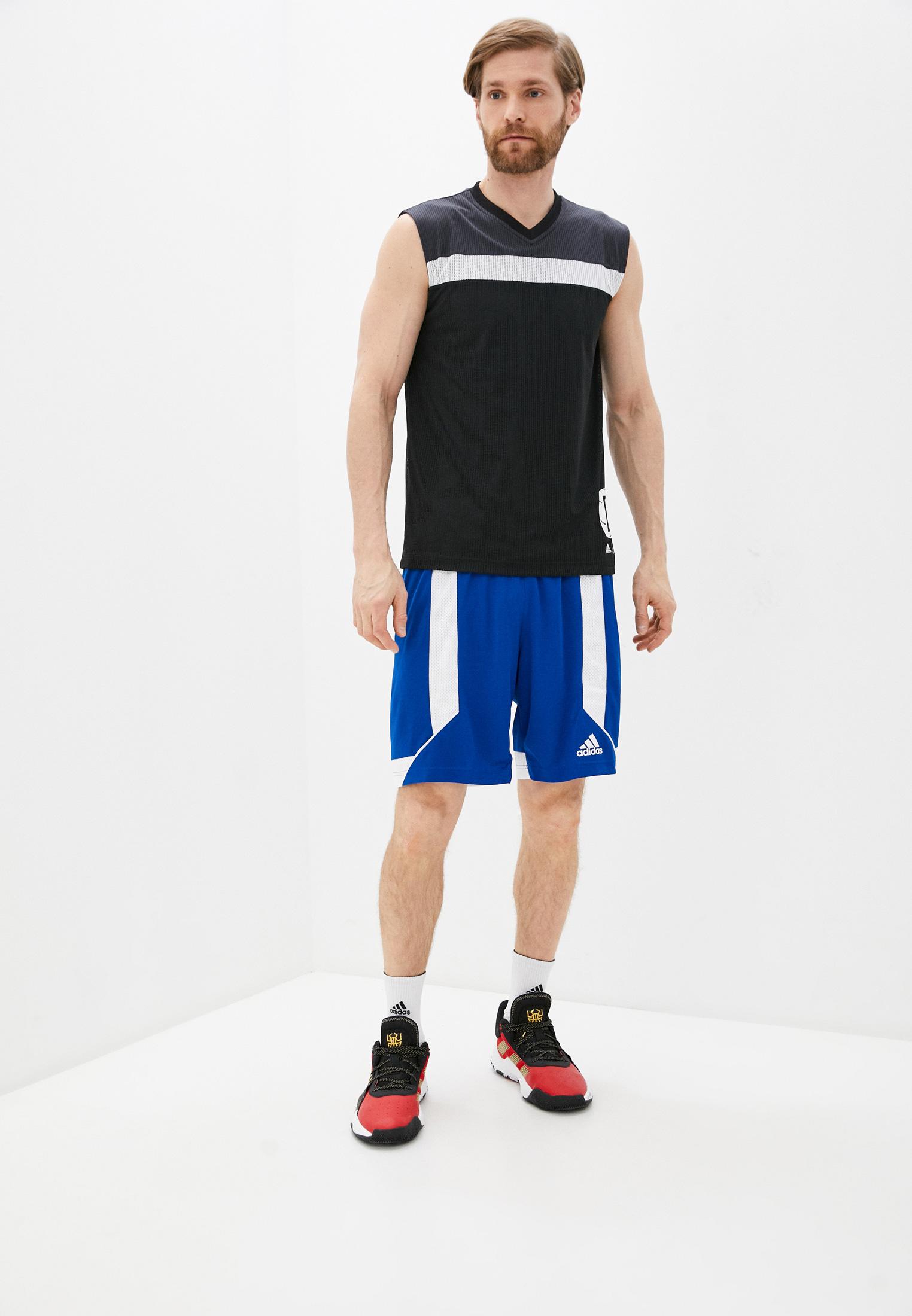 Мужские спортивные шорты Adidas (Адидас) DY7375: изображение 2