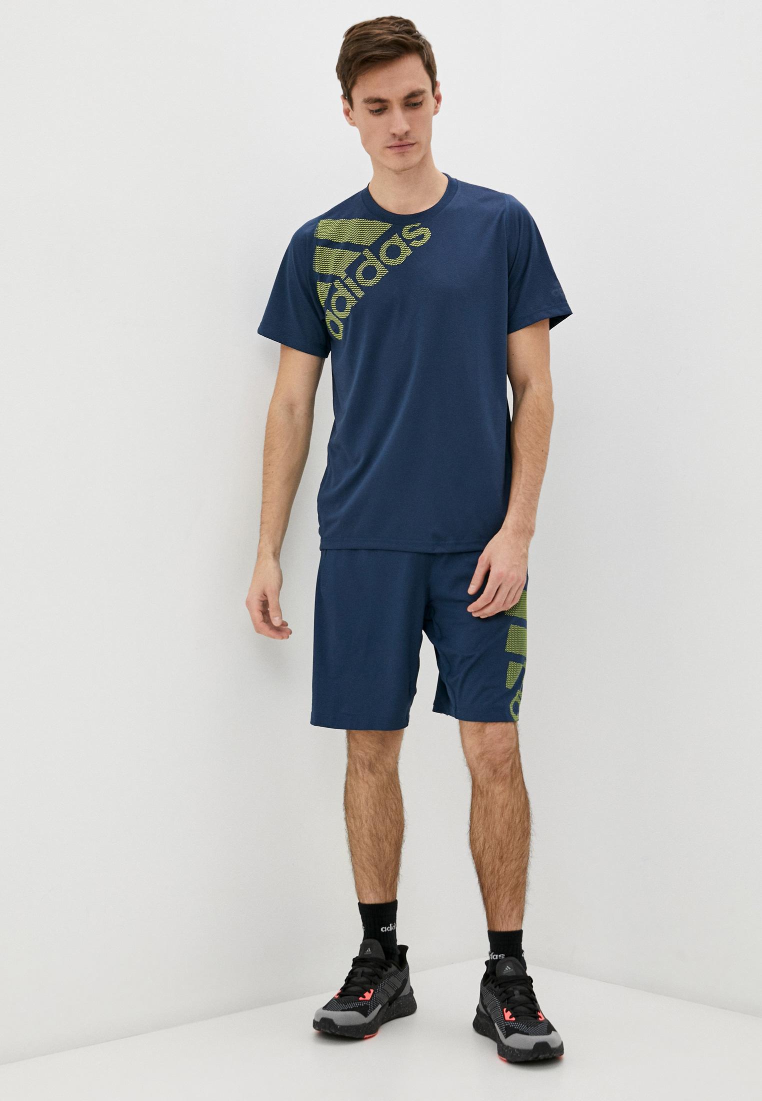 Футболка Adidas (Адидас) GM0658: изображение 2