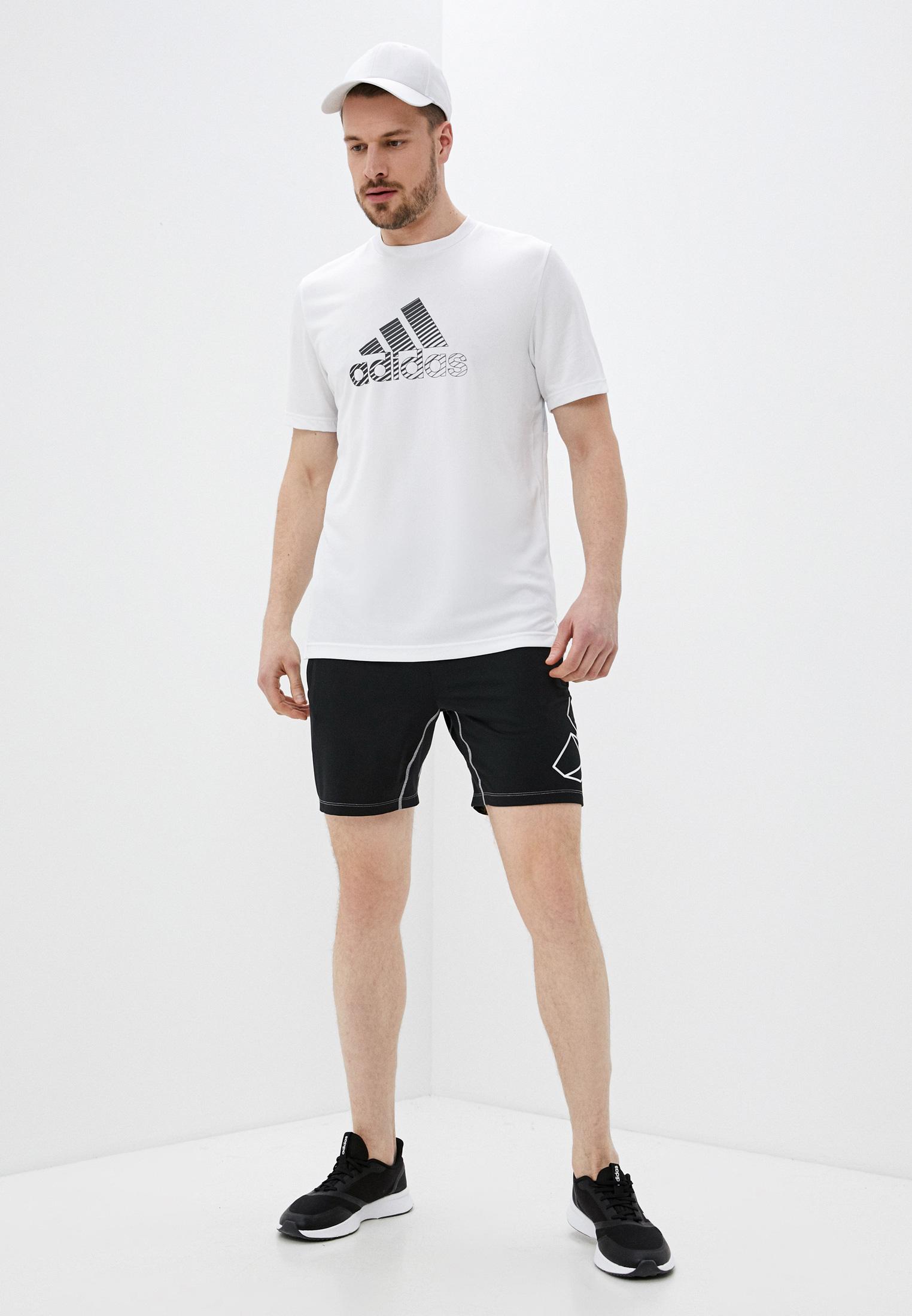Мужские спортивные шорты Adidas (Адидас) GN4642: изображение 2
