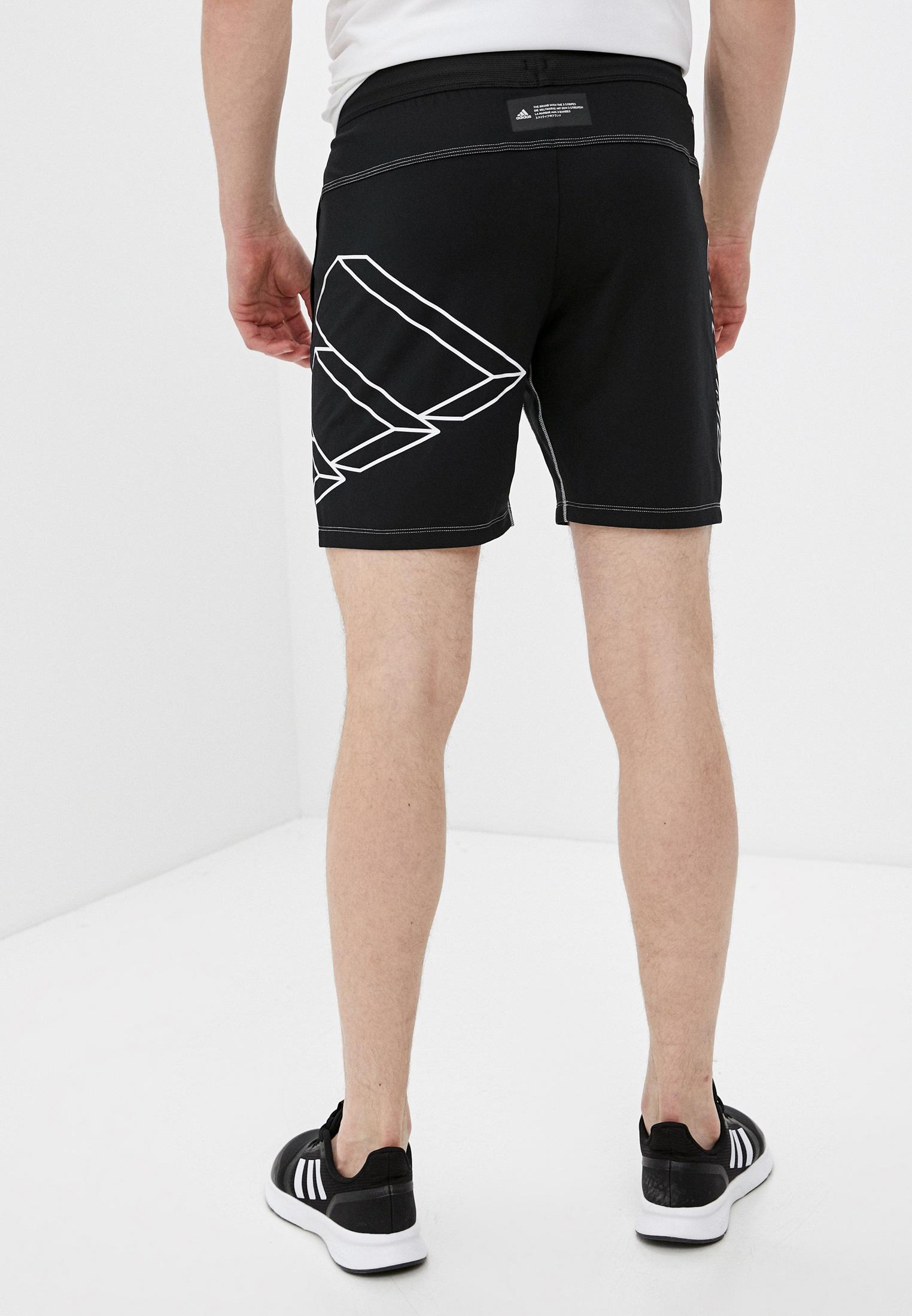 Мужские спортивные шорты Adidas (Адидас) GN4642: изображение 3
