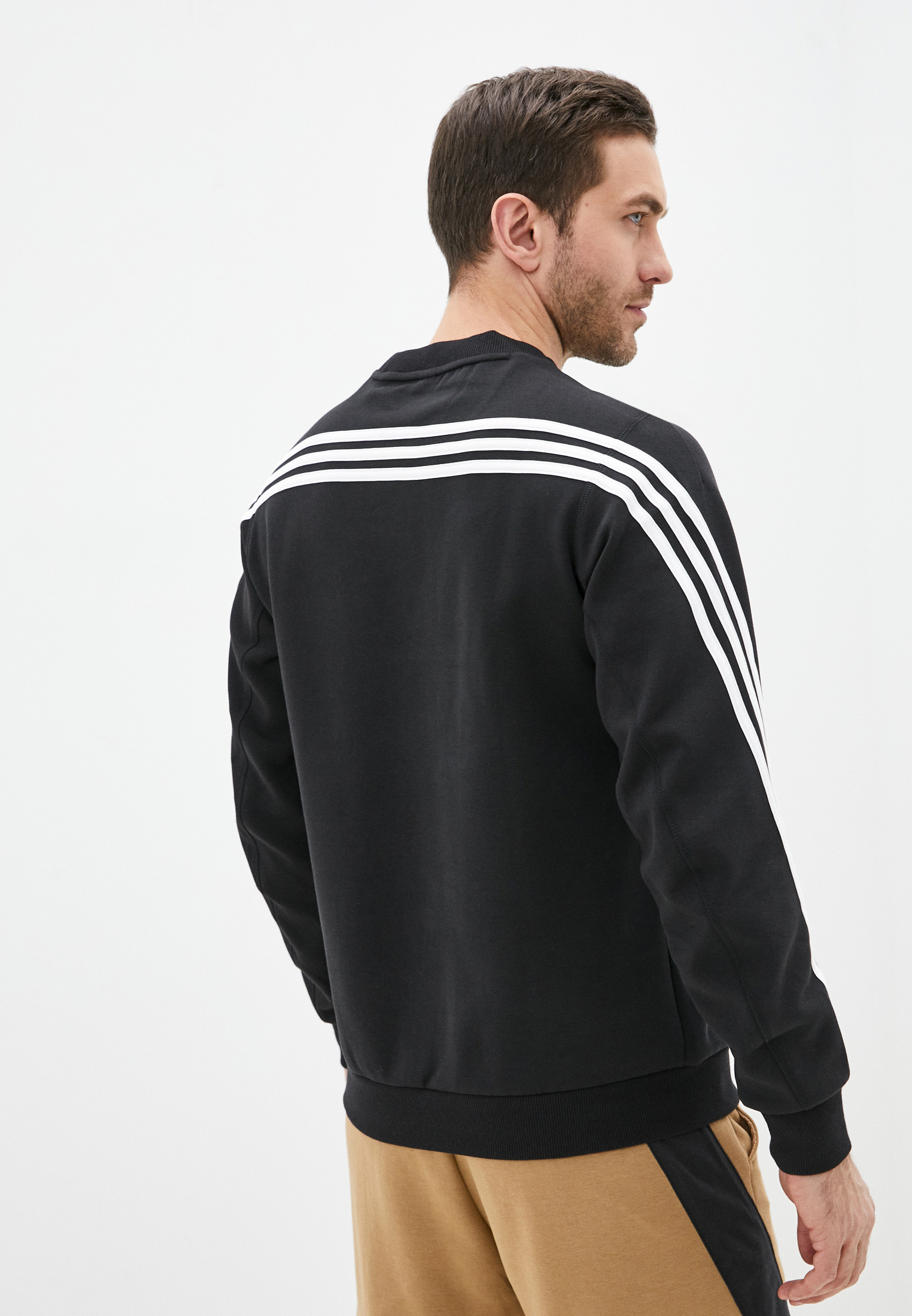 Толстовка Adidas (Адидас) GM6463: изображение 3