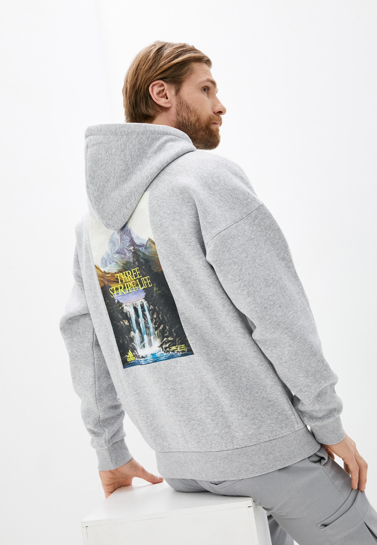 Толстовка Adidas (Адидас) GM6504