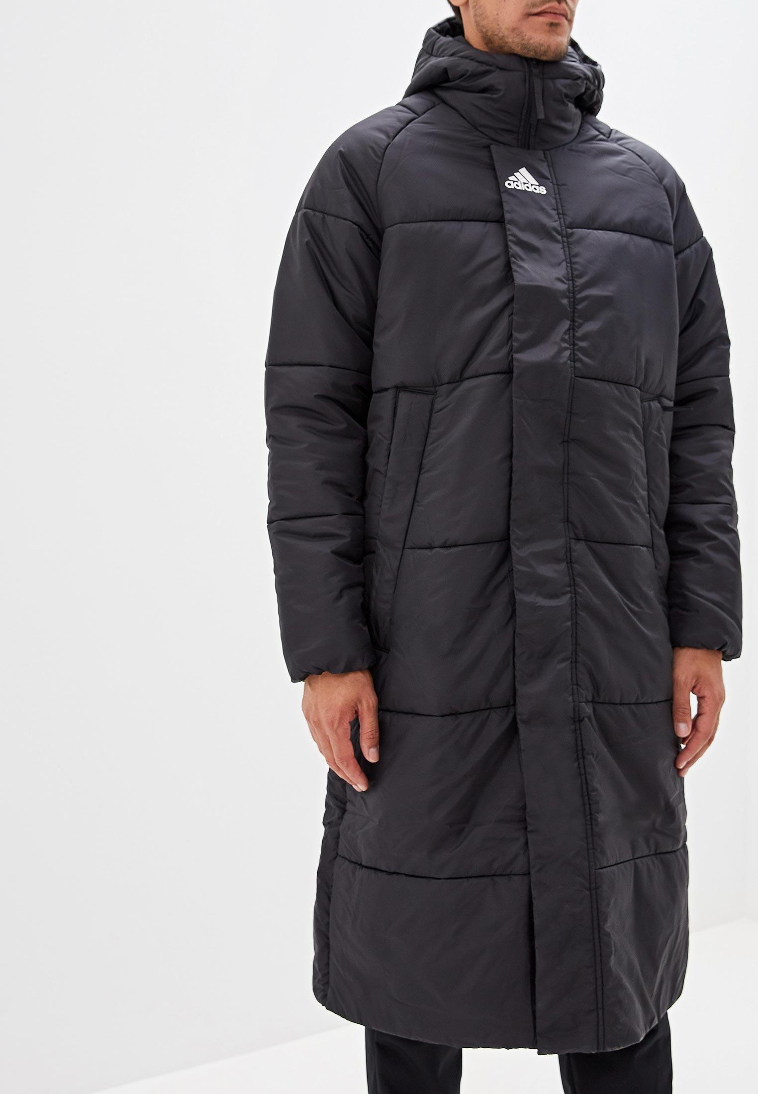 Утепленная куртка Adidas (Адидас) DZ1436