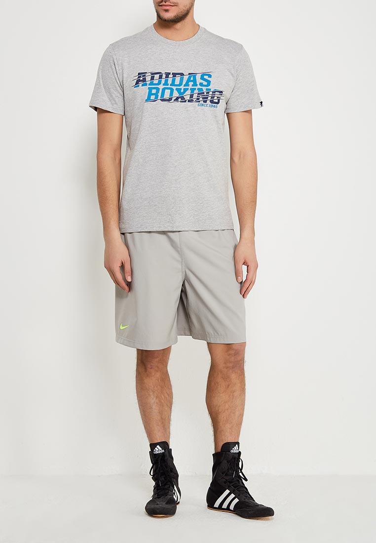 Спортивная футболка Adidas Combat (Адидас Комбат) adiSGT01: изображение 2