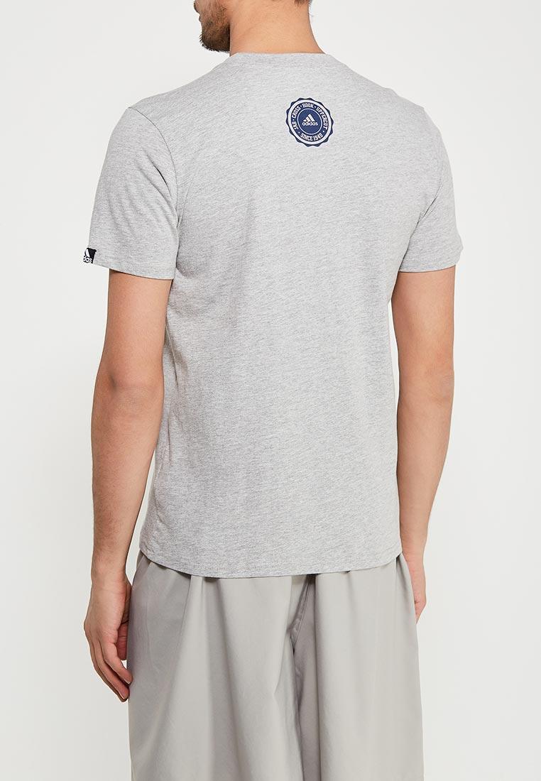 Спортивная футболка Adidas Combat (Адидас Комбат) adiSGT01: изображение 3