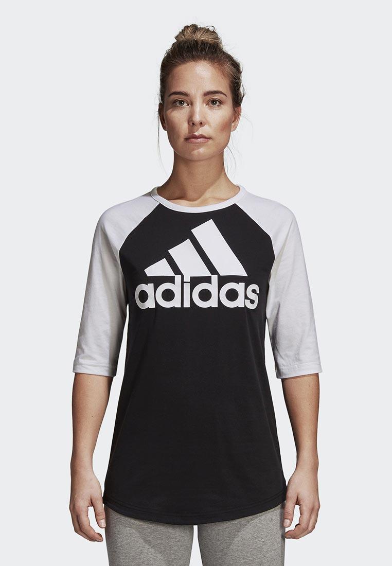 Футболка с длинным рукавом Adidas (Адидас) DI0105