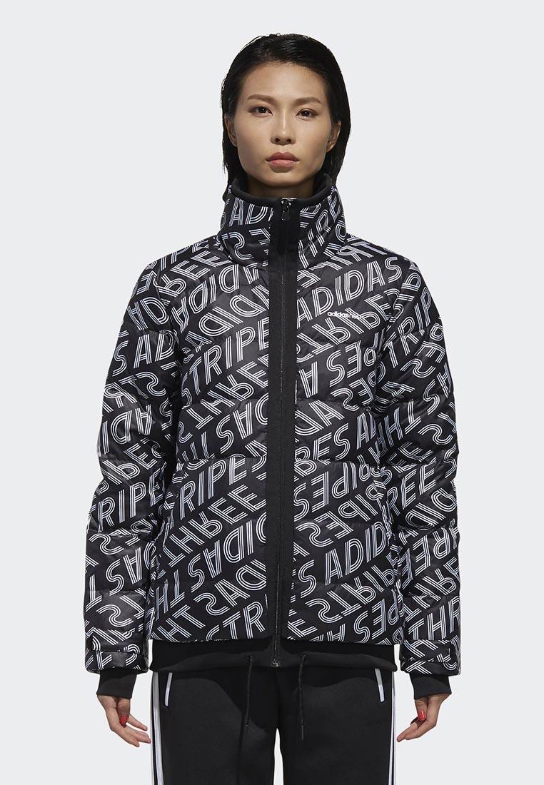 Утепленная куртка Adidas (Адидас) DM2039