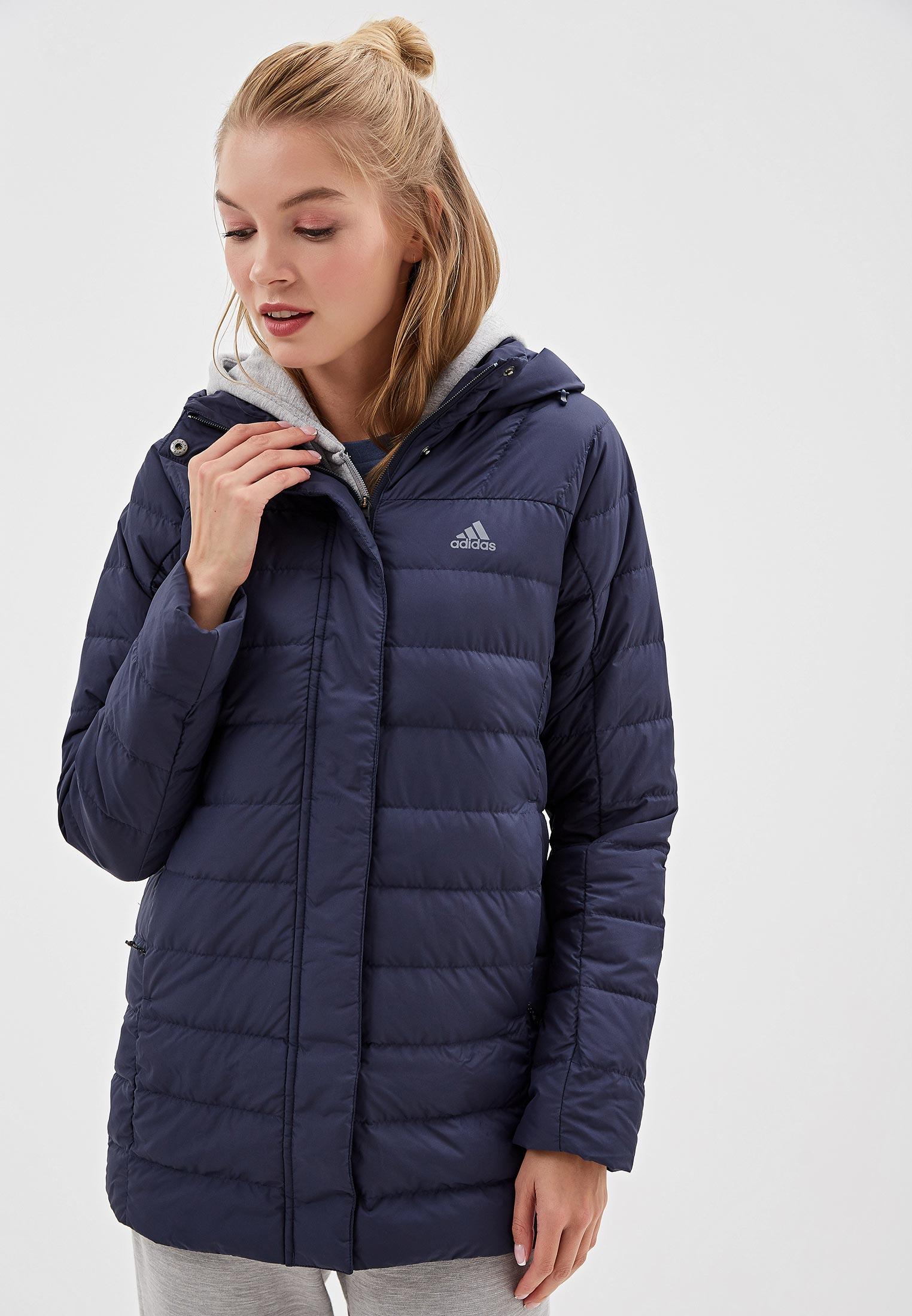 Утепленная куртка Adidas (Адидас) EH3989
