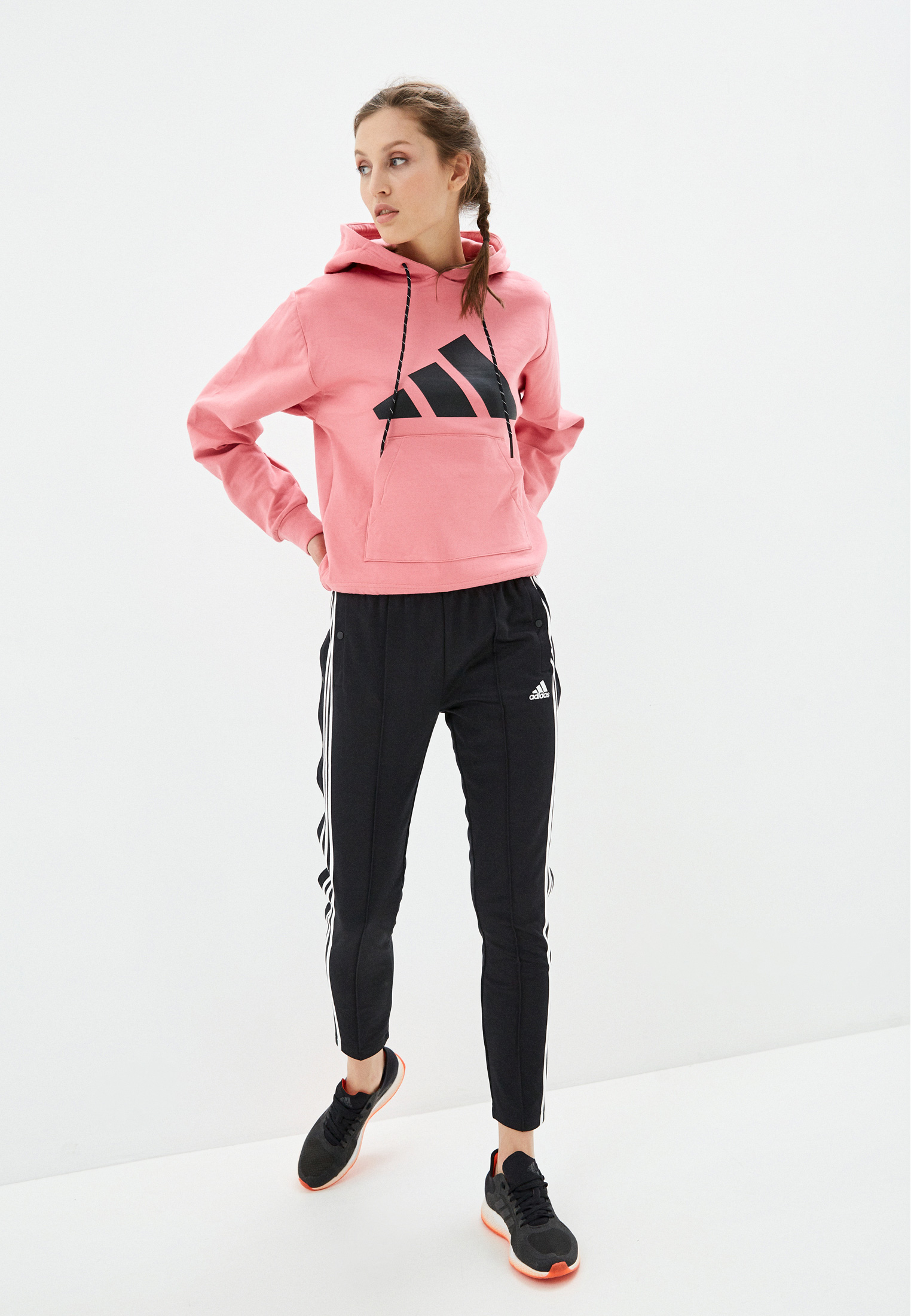 Женские спортивные брюки Adidas (Адидас) FR5110: изображение 2