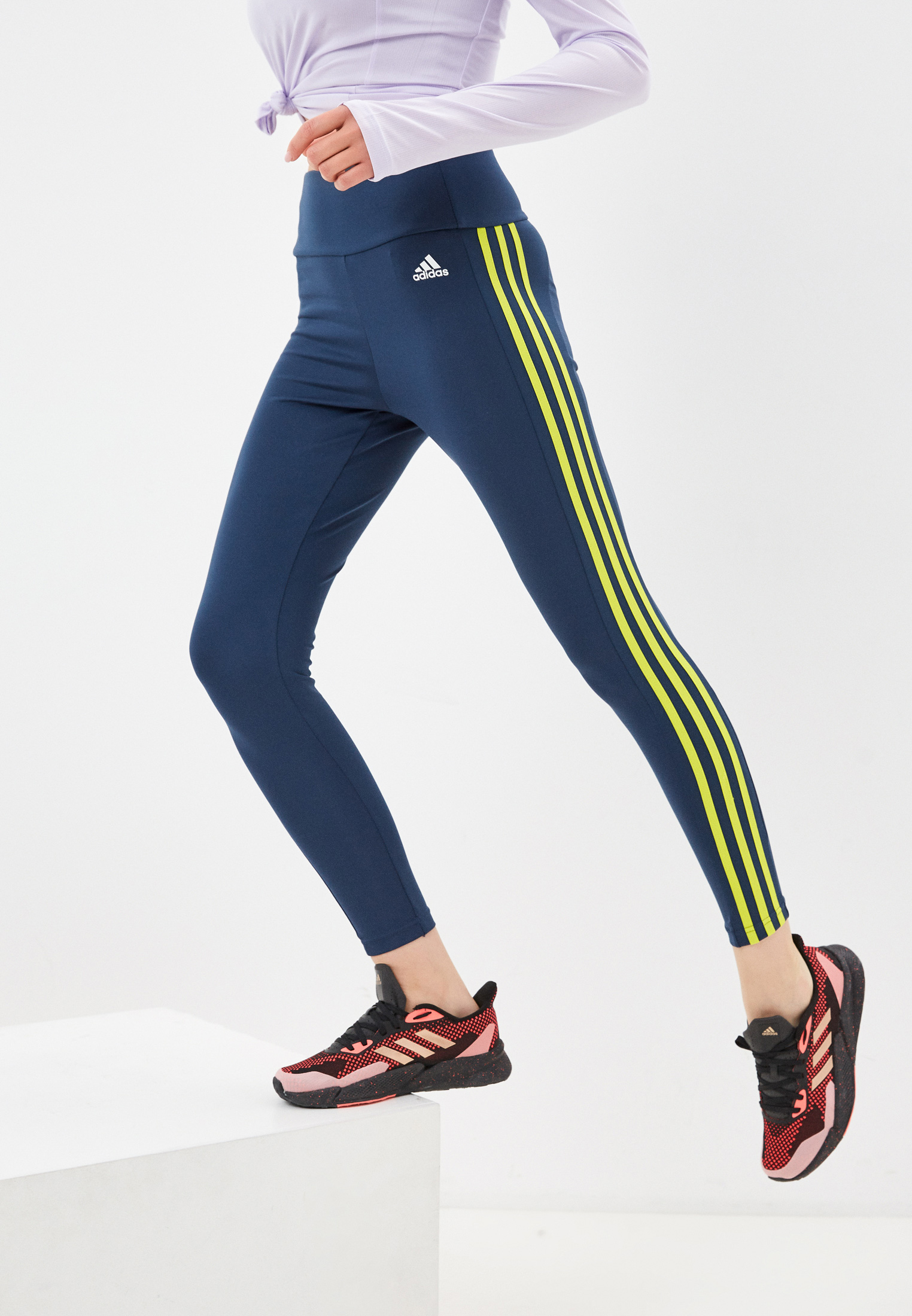 Женские леггинсы Adidas (Адидас) GL4042