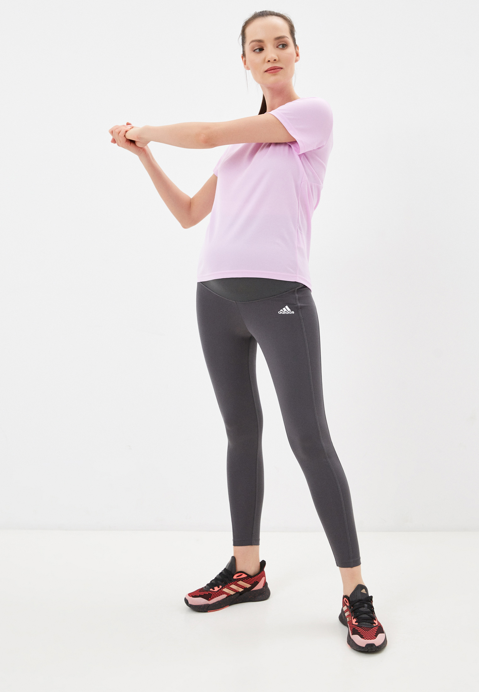 Женские леггинсы Adidas (Адидас) GL4049: изображение 2