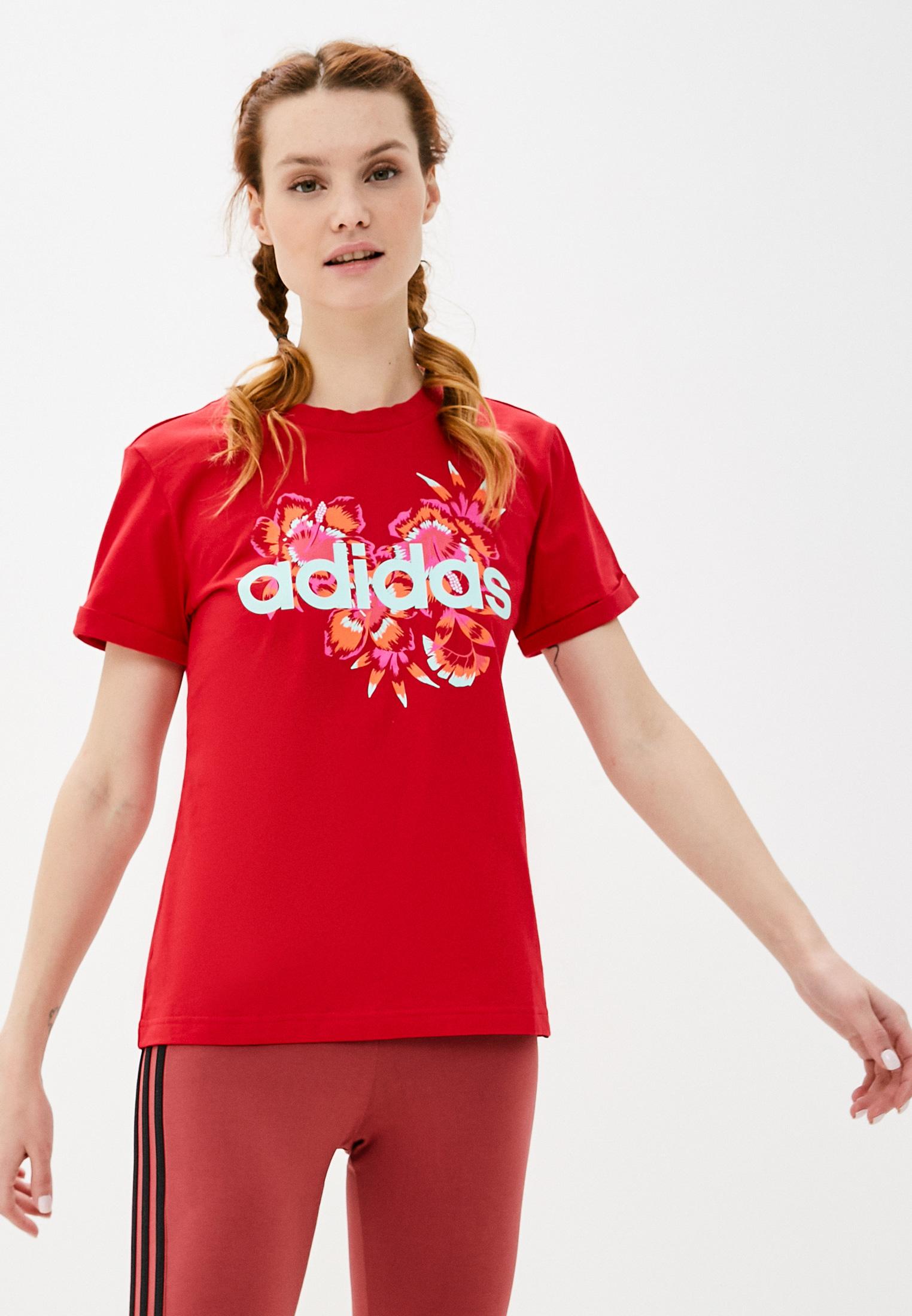 Футболка Adidas (Адидас) Футболка adidas