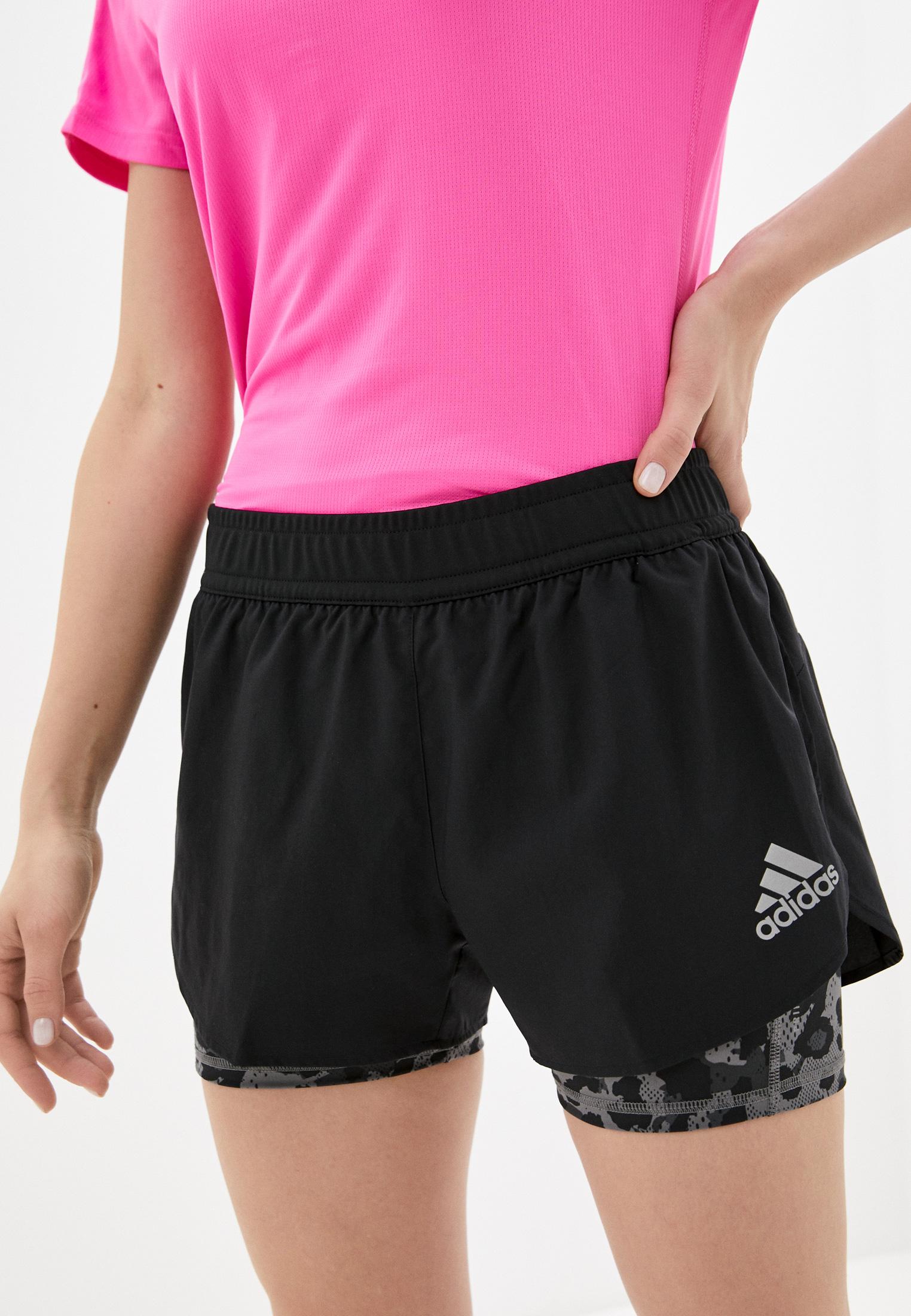 Женские шорты Adidas (Адидас) GM1576