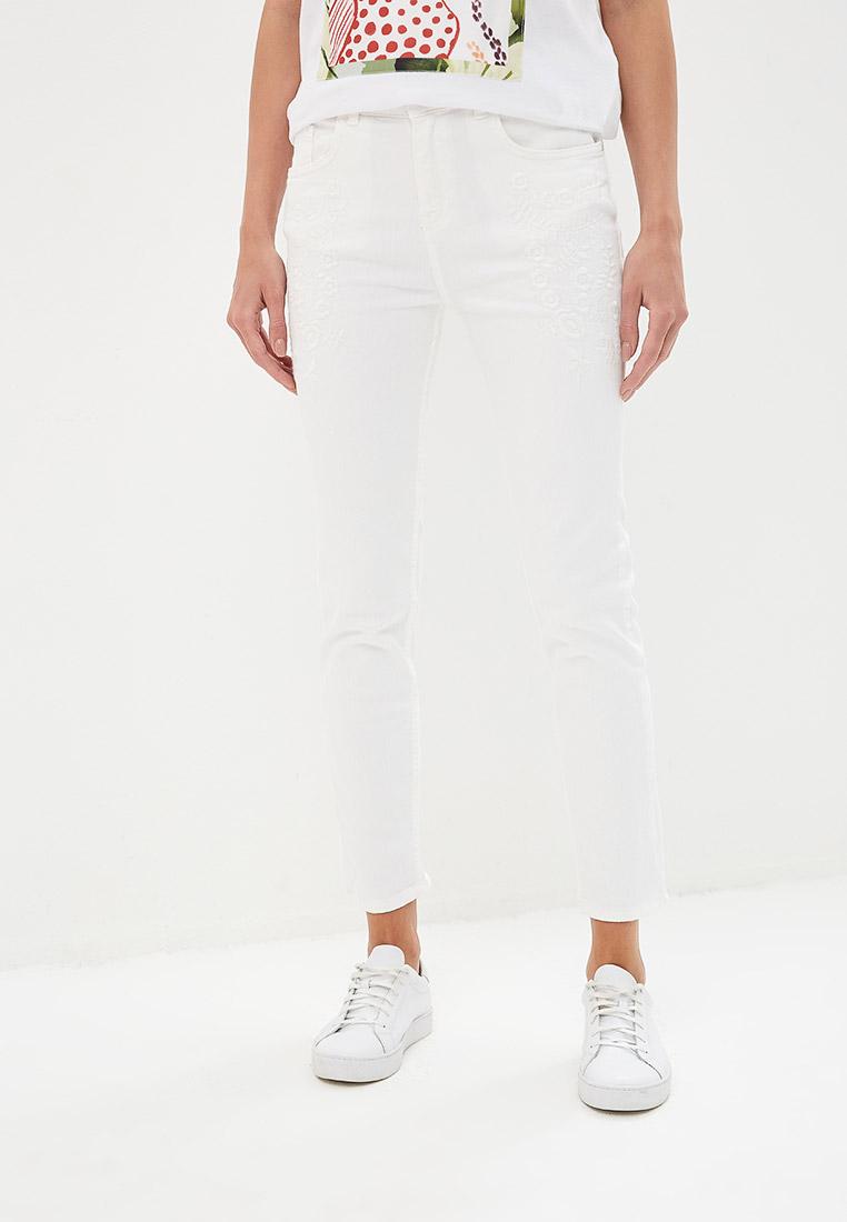 Зауженные джинсы adL 15337306000