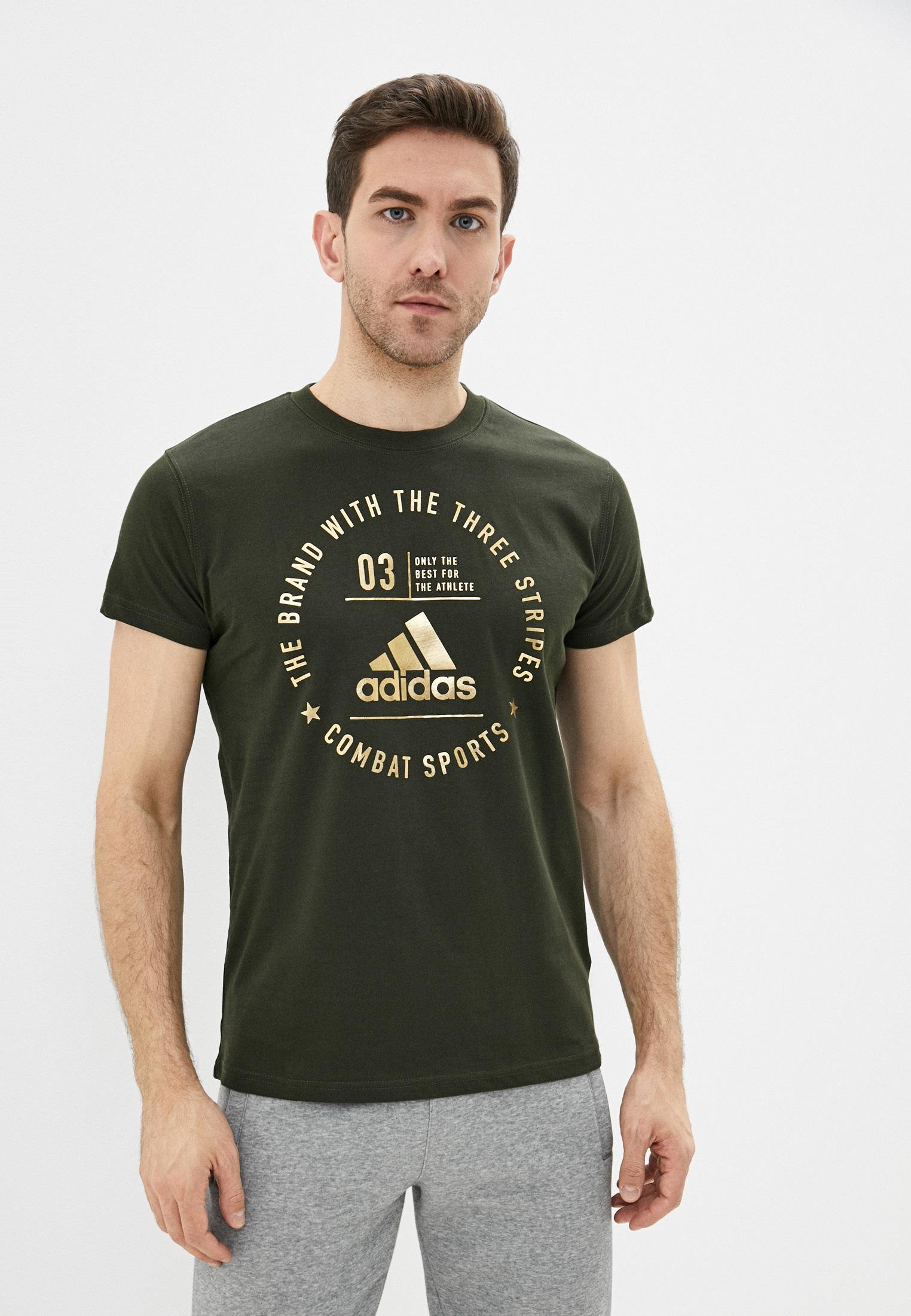 Футболка Adidas Combat (Адидас Комбат) adiCL01CS