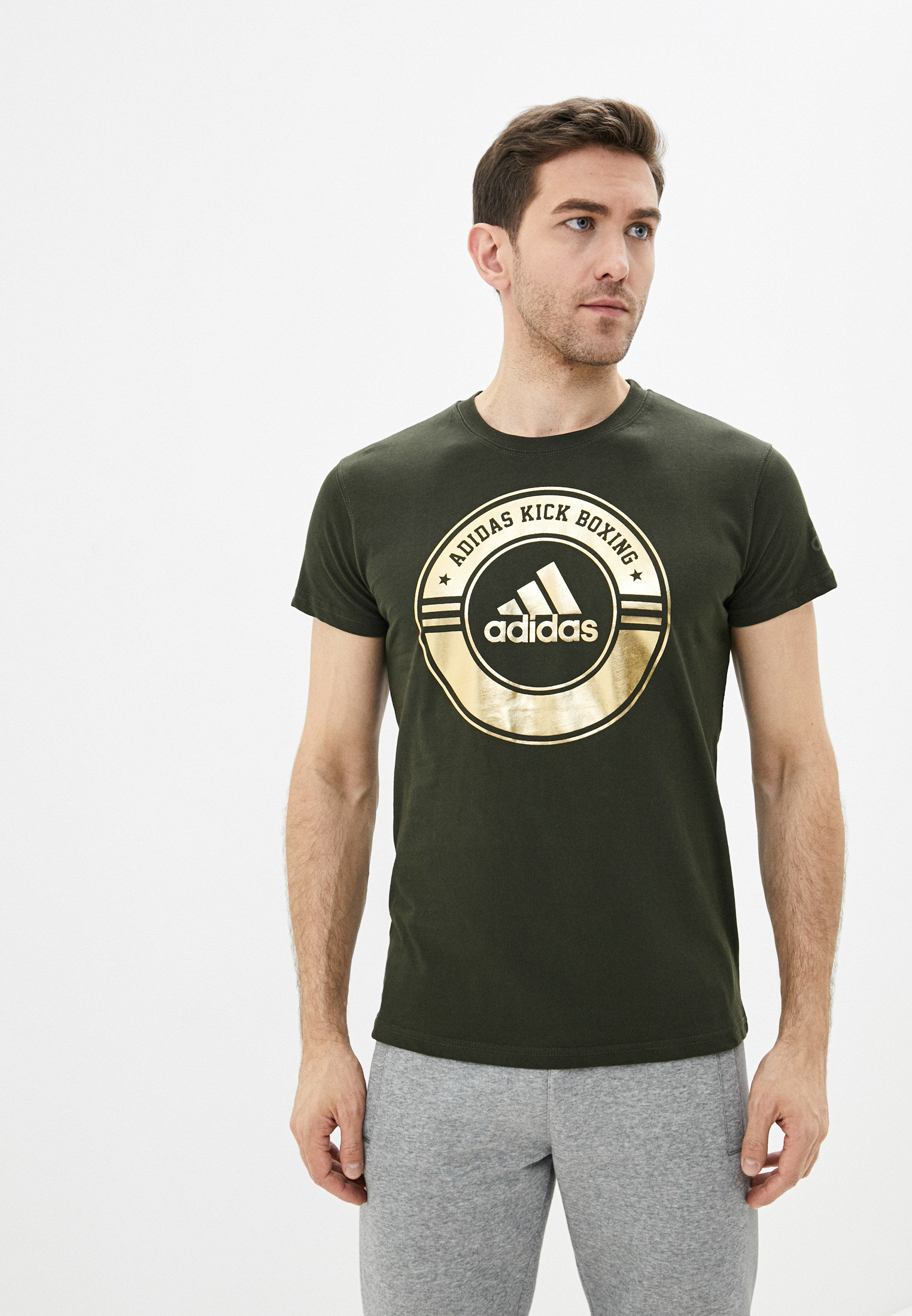 Футболка Adidas Combat (Адидас Комбат) adiCSTS01KB
