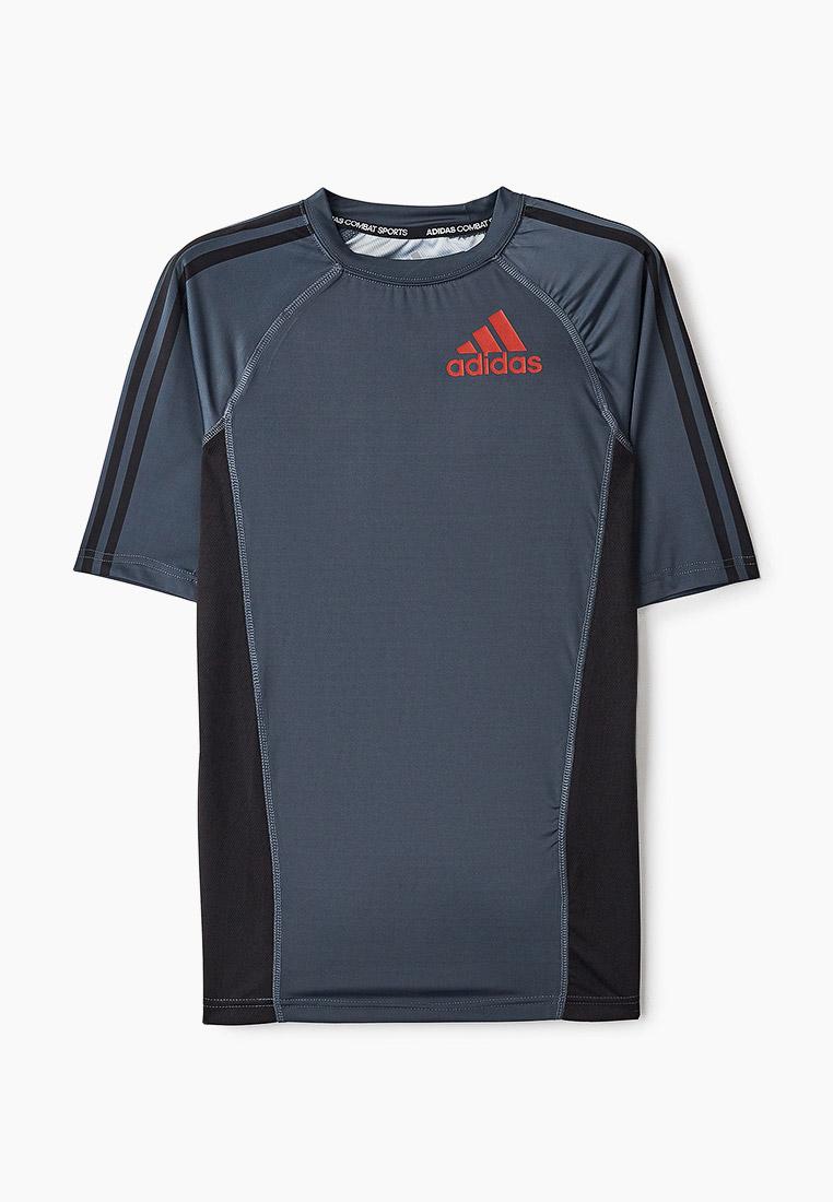 Спортивная футболка Adidas Combat (Адидас Комбат) adiBJJR01
