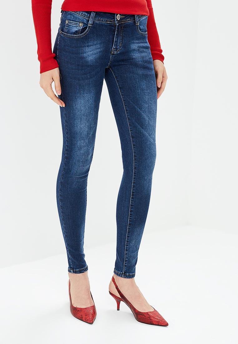Зауженные джинсы Adrixx B012-CZP512