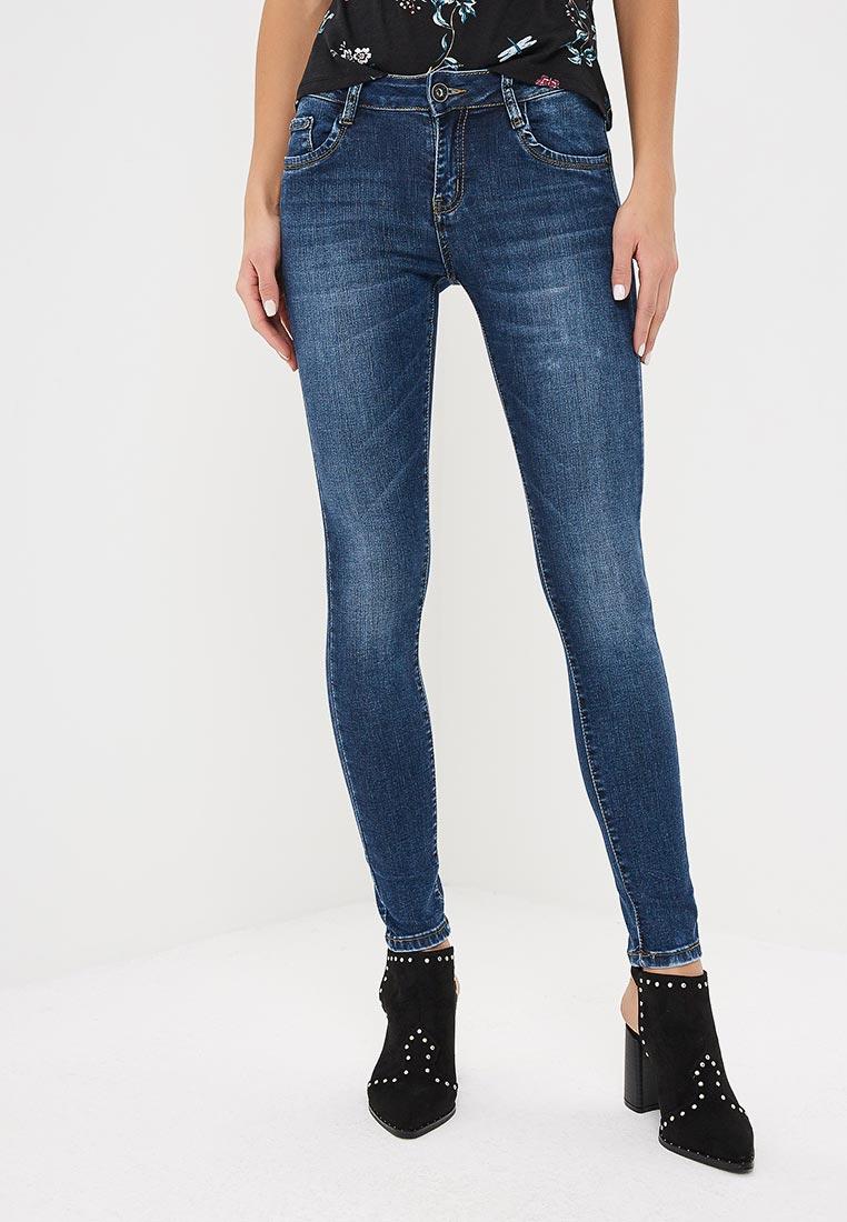Зауженные джинсы Adrixx B012-CZP519