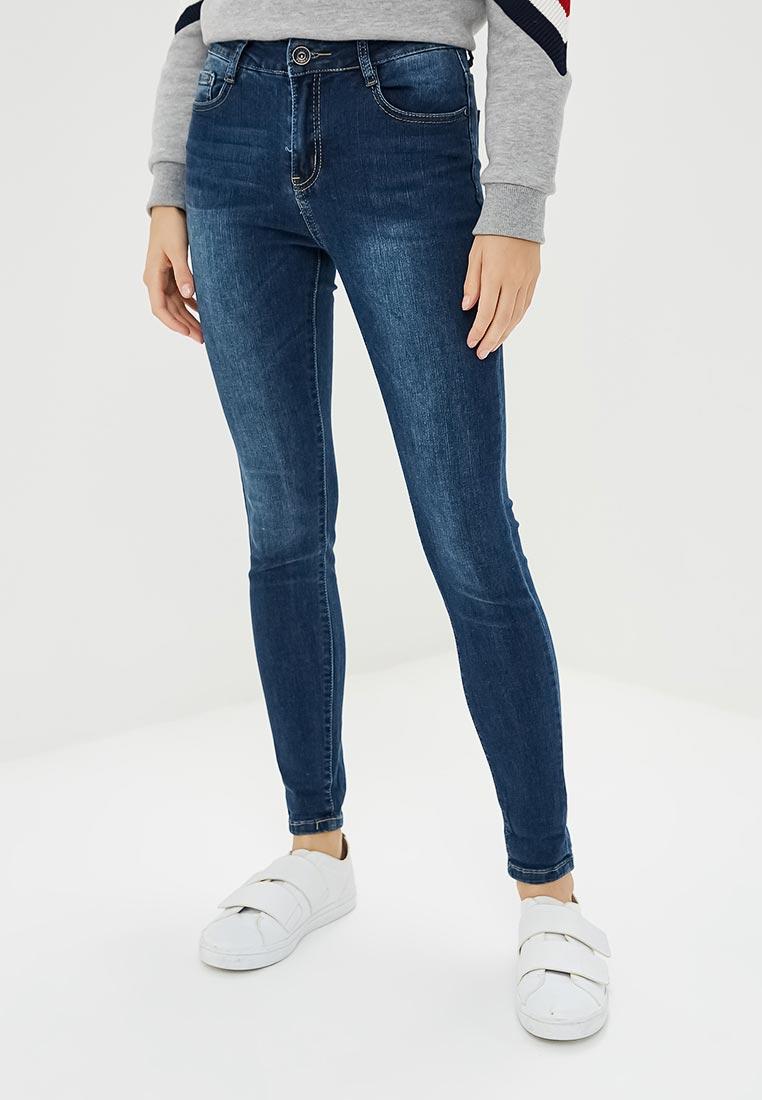 Зауженные джинсы Adrixx B012-CZP506