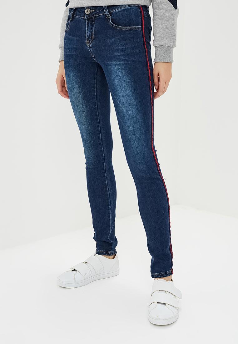Зауженные джинсы Adrixx B012-CZP522