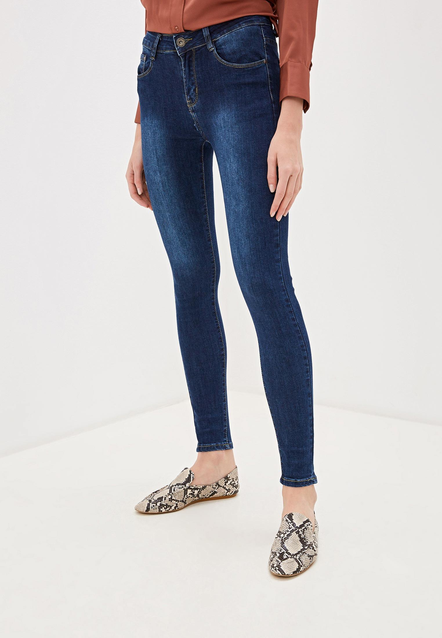 Зауженные джинсы Adrixx NR09-CZP2078