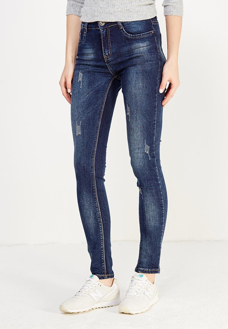 Зауженные джинсы Adrixx B012-CZP341: изображение 1