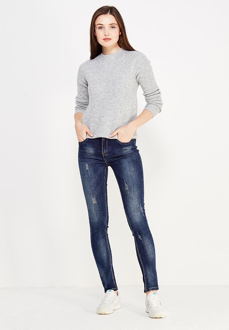 Зауженные джинсы Adrixx B012-CZP341: изображение 2