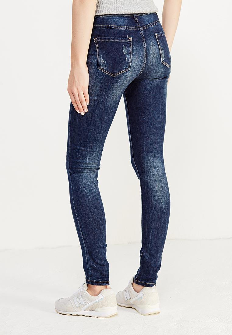 Зауженные джинсы Adrixx B012-CZP341: изображение 3