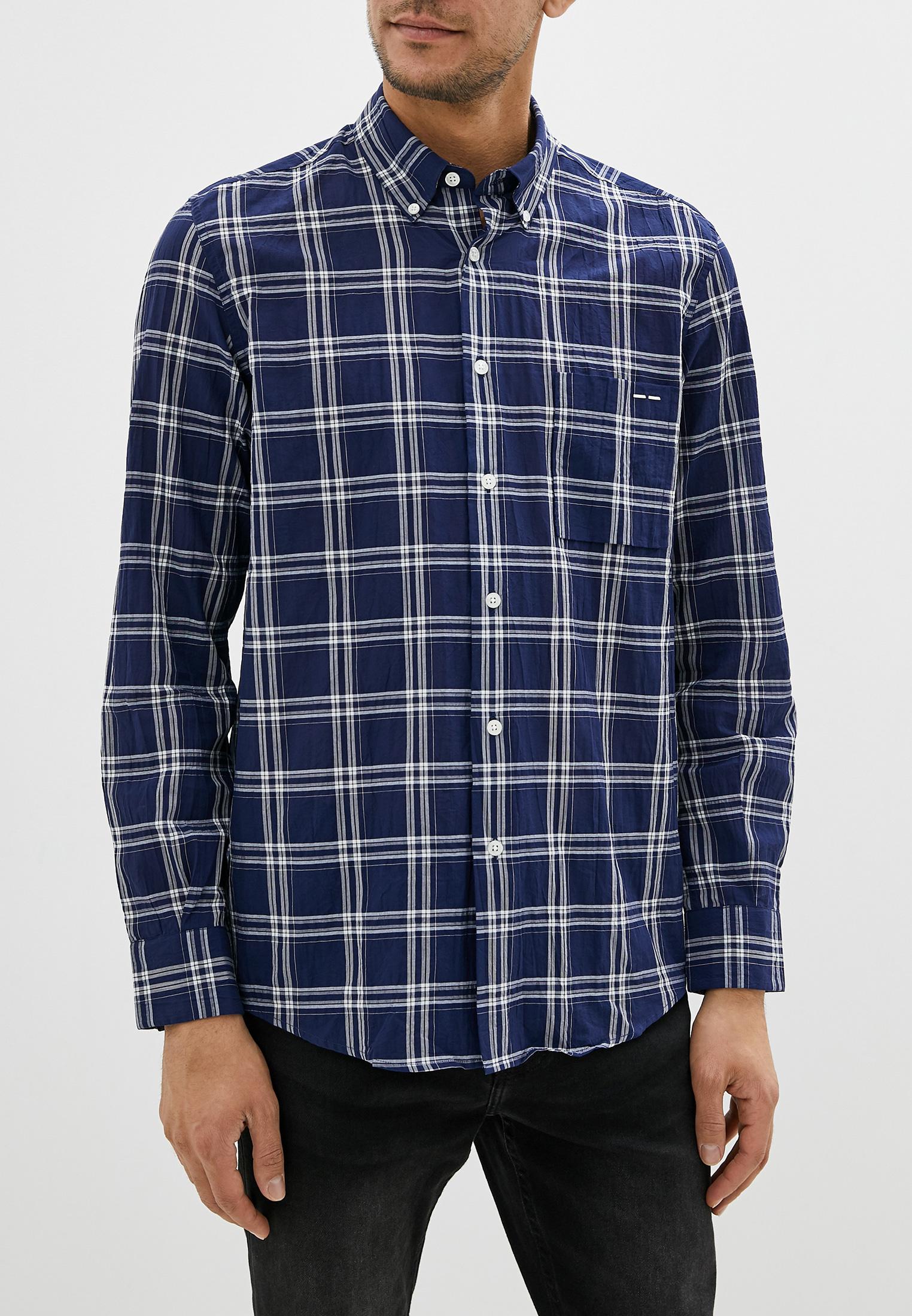 Рубашка с длинным рукавом Adolfo Dominguez 1200295411