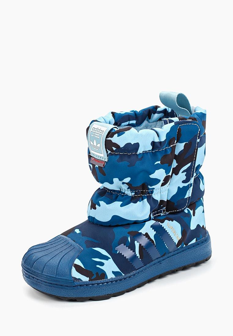 Дутики для мальчиков Adidas Originals (Адидас Ориджиналс) EE7262: изображение 2