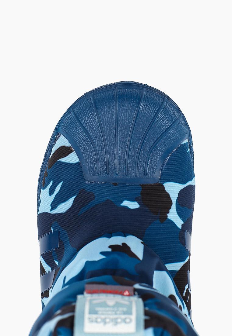 Дутики для мальчиков Adidas Originals (Адидас Ориджиналс) EE7262: изображение 4