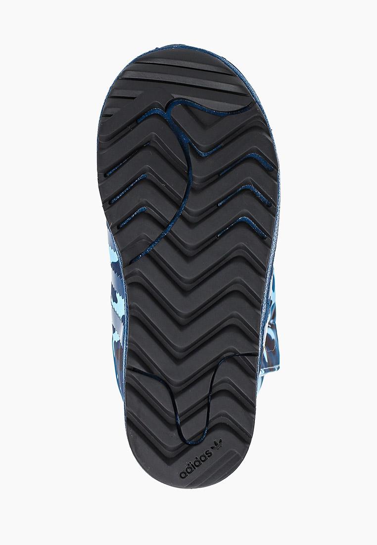 Дутики для мальчиков Adidas Originals (Адидас Ориджиналс) EE7262: изображение 5