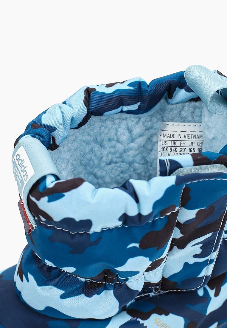 Дутики для мальчиков Adidas Originals (Адидас Ориджиналс) EE7262: изображение 6