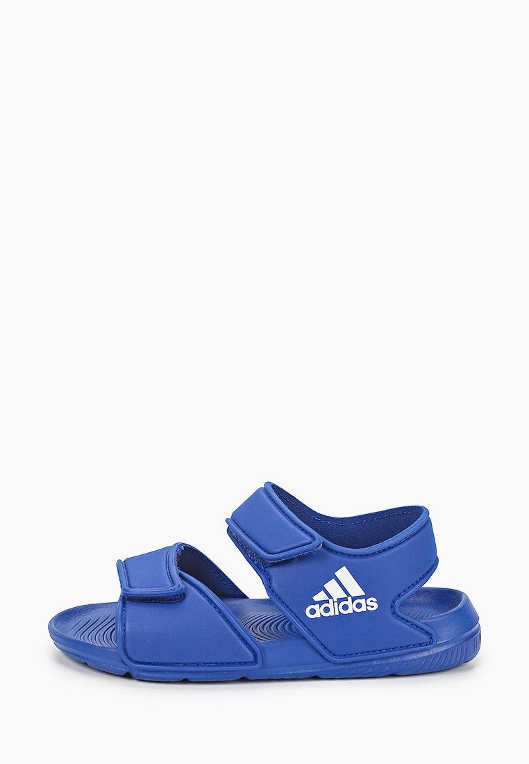 Сандалии для мальчиков Adidas Originals (Адидас Ориджиналс) EG2135: изображение 1