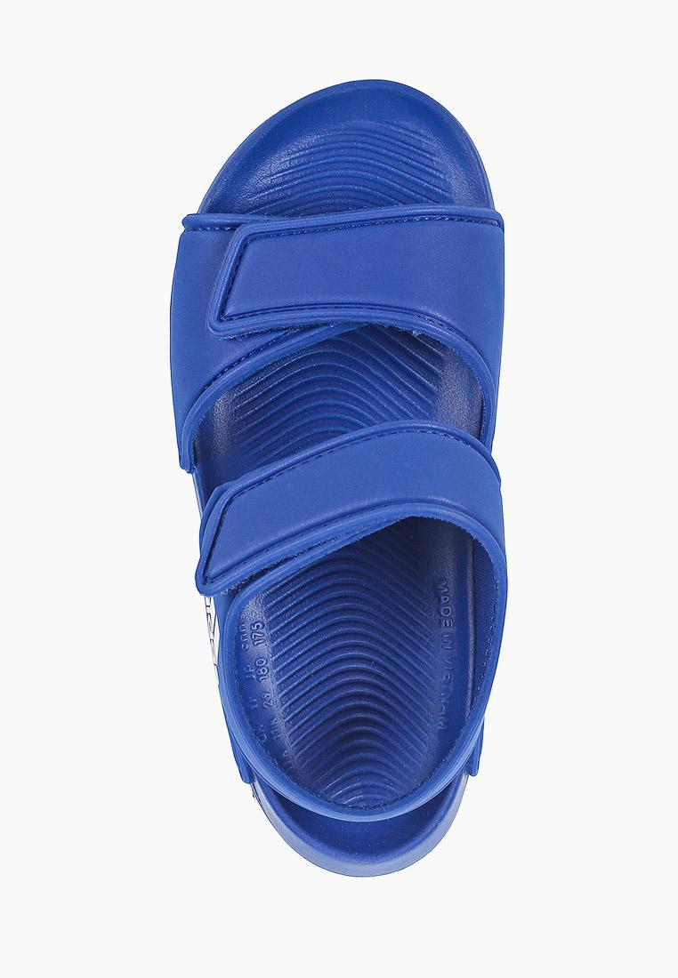 Сандалии для мальчиков Adidas Originals (Адидас Ориджиналс) EG2135: изображение 4