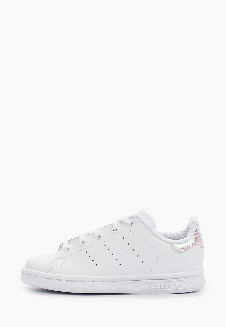 Кеды для девочек Adidas Originals (Адидас Ориджиналс) FU6674